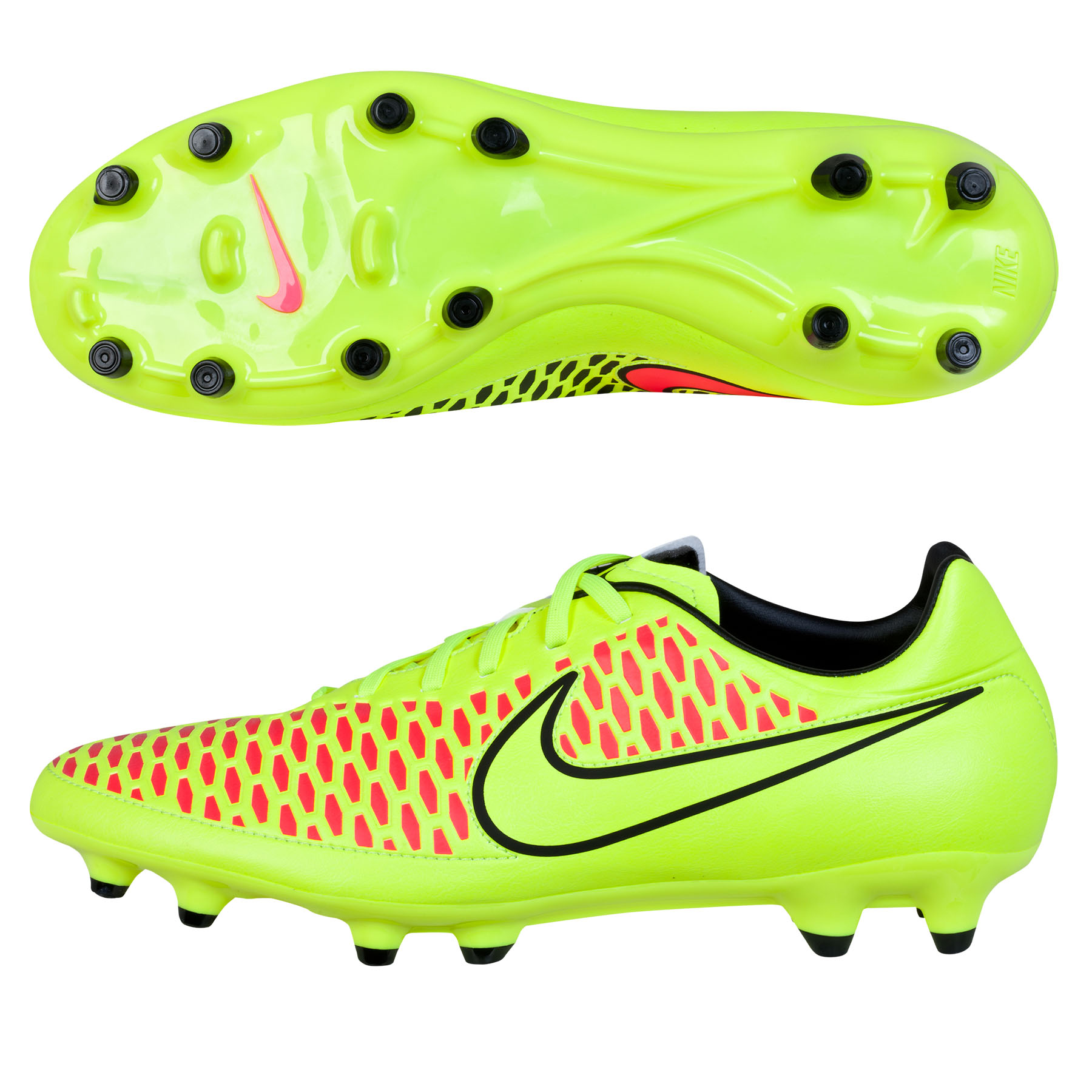 Nike Magista Onda Firm Ground Football Boots Yellow