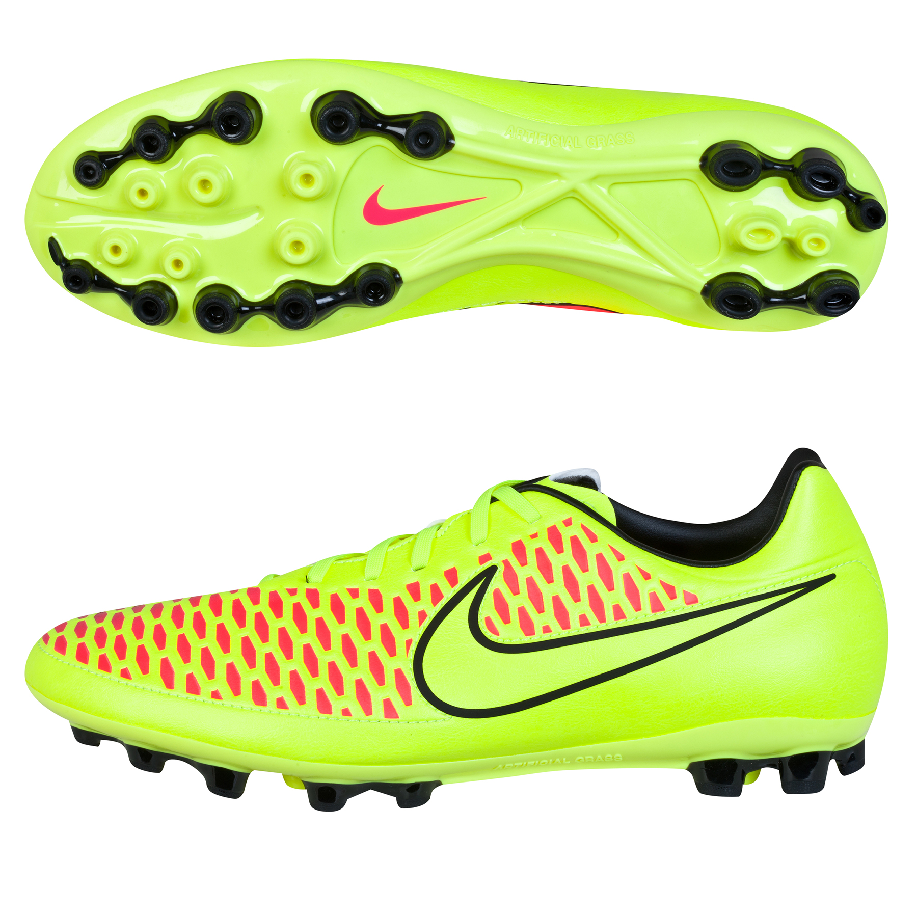 Nike Magista Onda Artificial Grass Football Boots Yellow