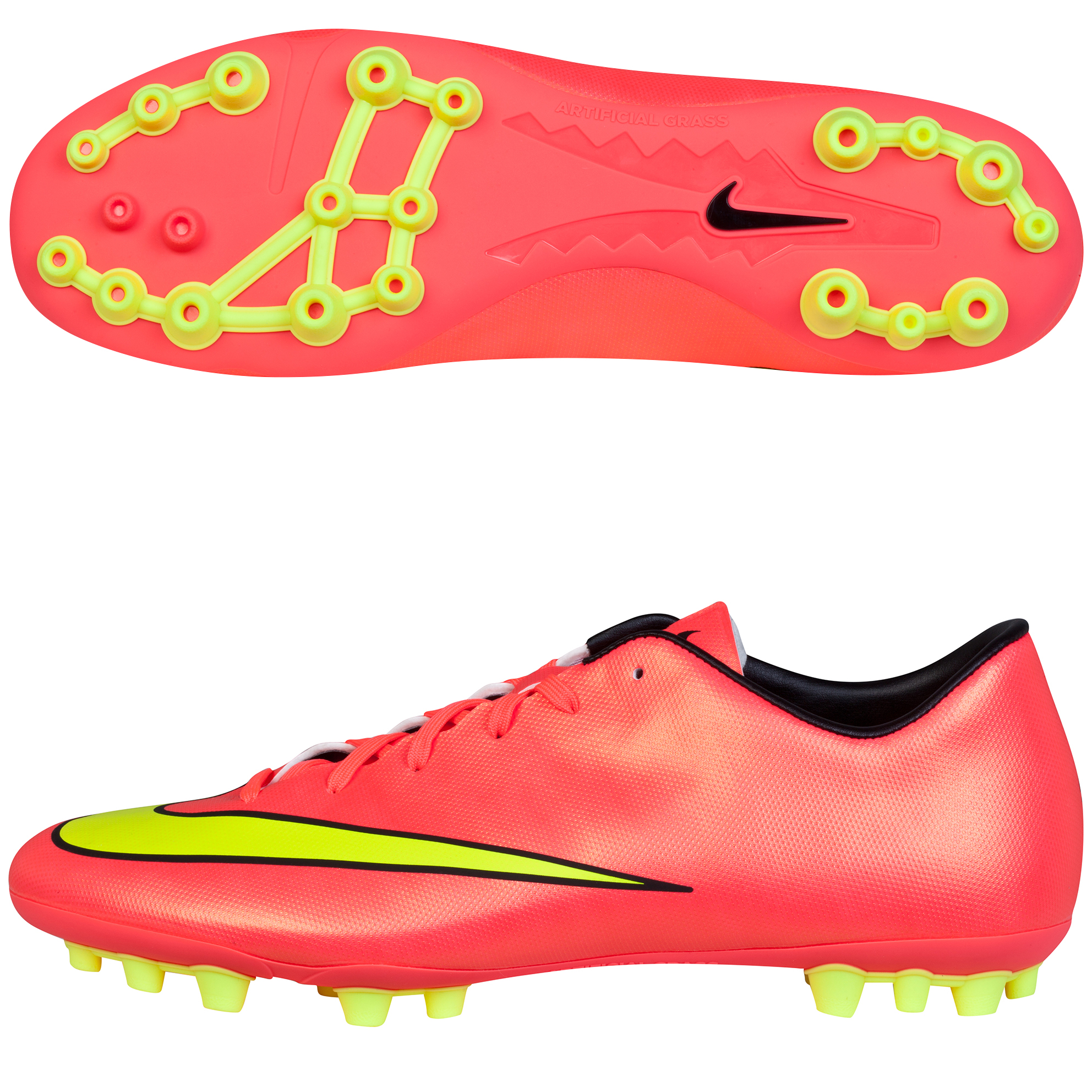 Nike Mercurial Victory V Artificial Grass Football Boots Pink