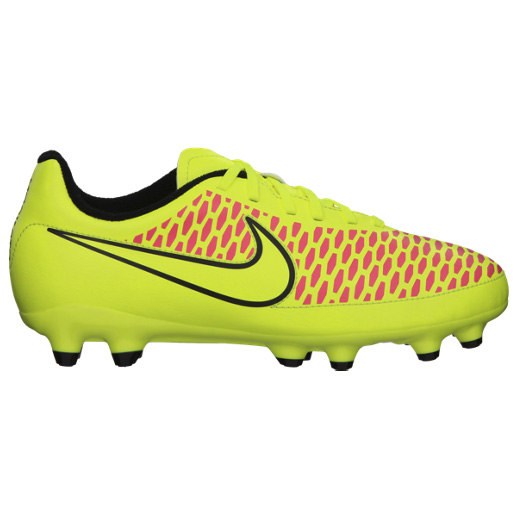 Nike Magista Onda Firm Ground Football Boots - Kids Yellow