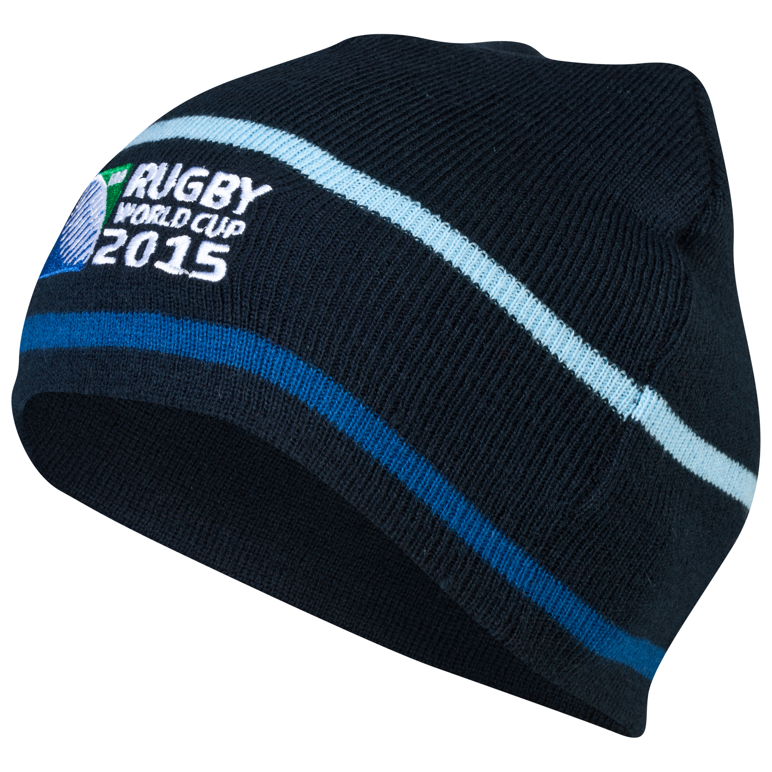 Canterbury Rugby World Cup No. 8 Beanie Navy