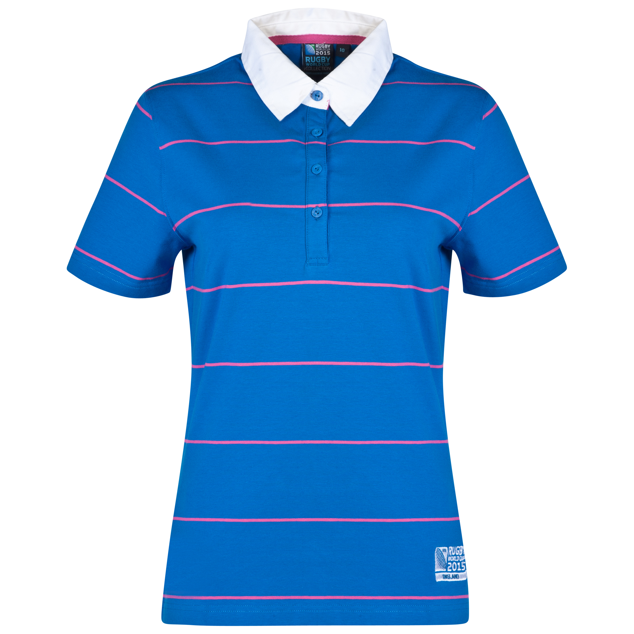 Canterbury Rugby World Cup Phase Polo - Womens Blue