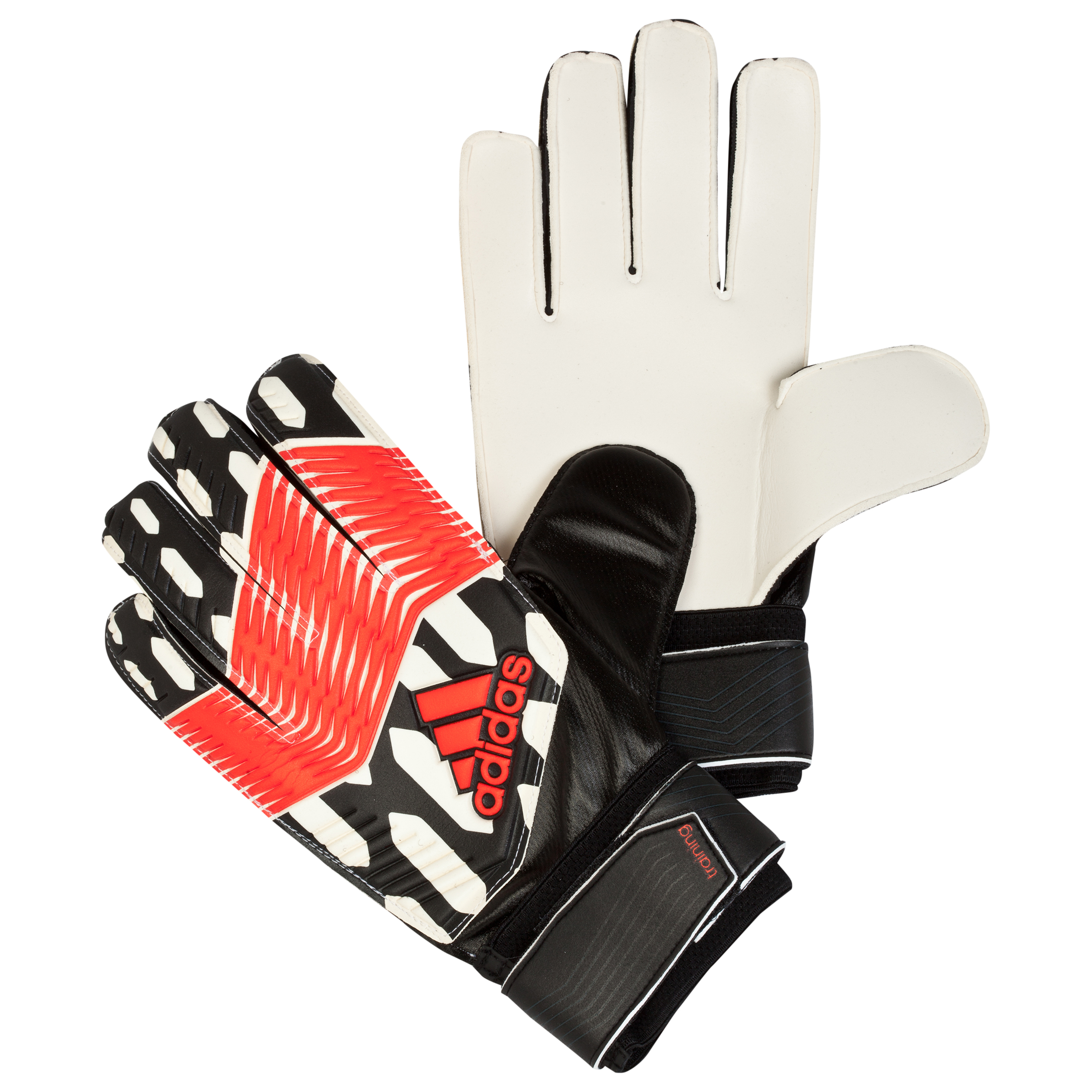 Adidas Predator Training Goalkeeper Gloves Black