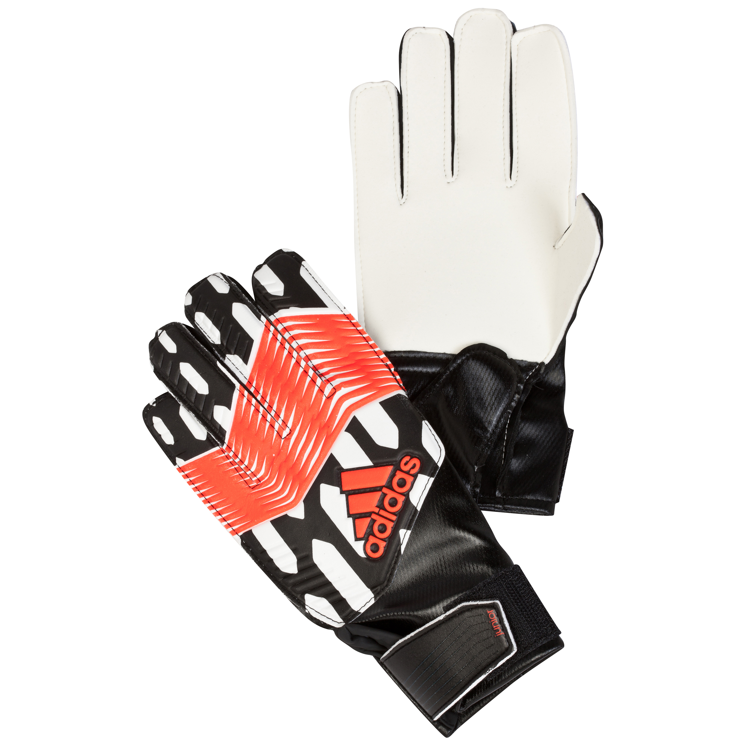 Adidas Predator Junior Goalkeeper Gloves Black