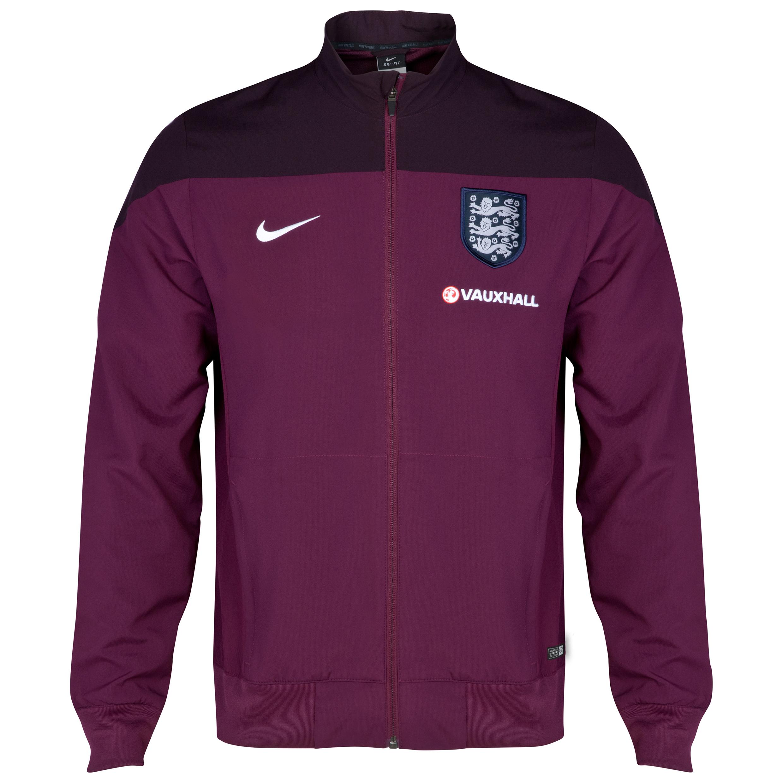 England Squad Sideline Woven Jacket