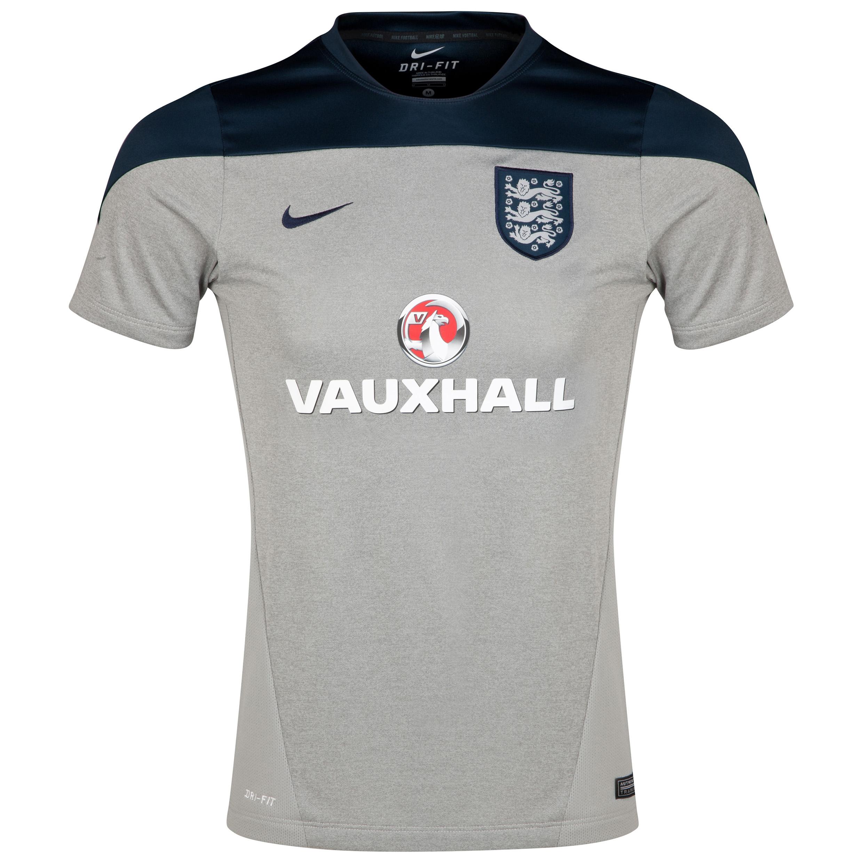 England Squad Short Sleeve Training Top - Kids