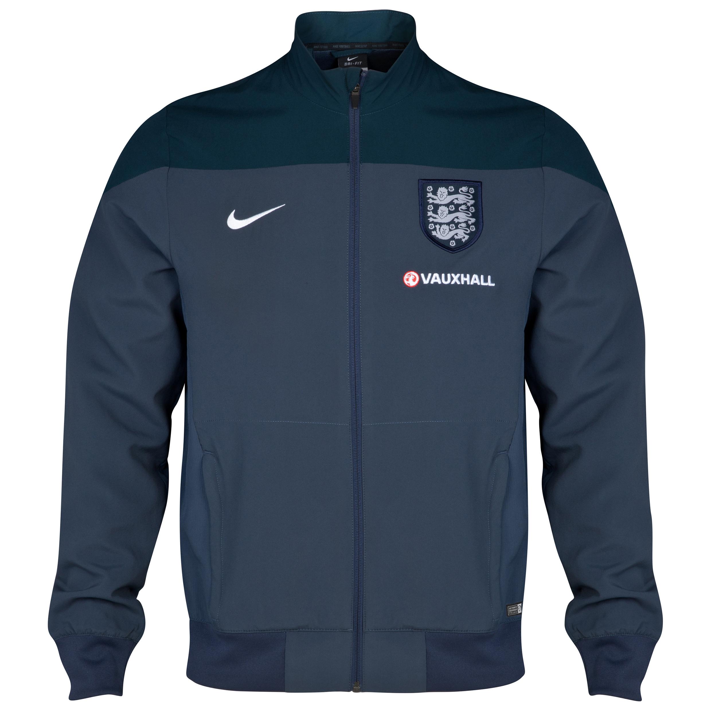 England Squad Sideline Woven Jacket - Kids
