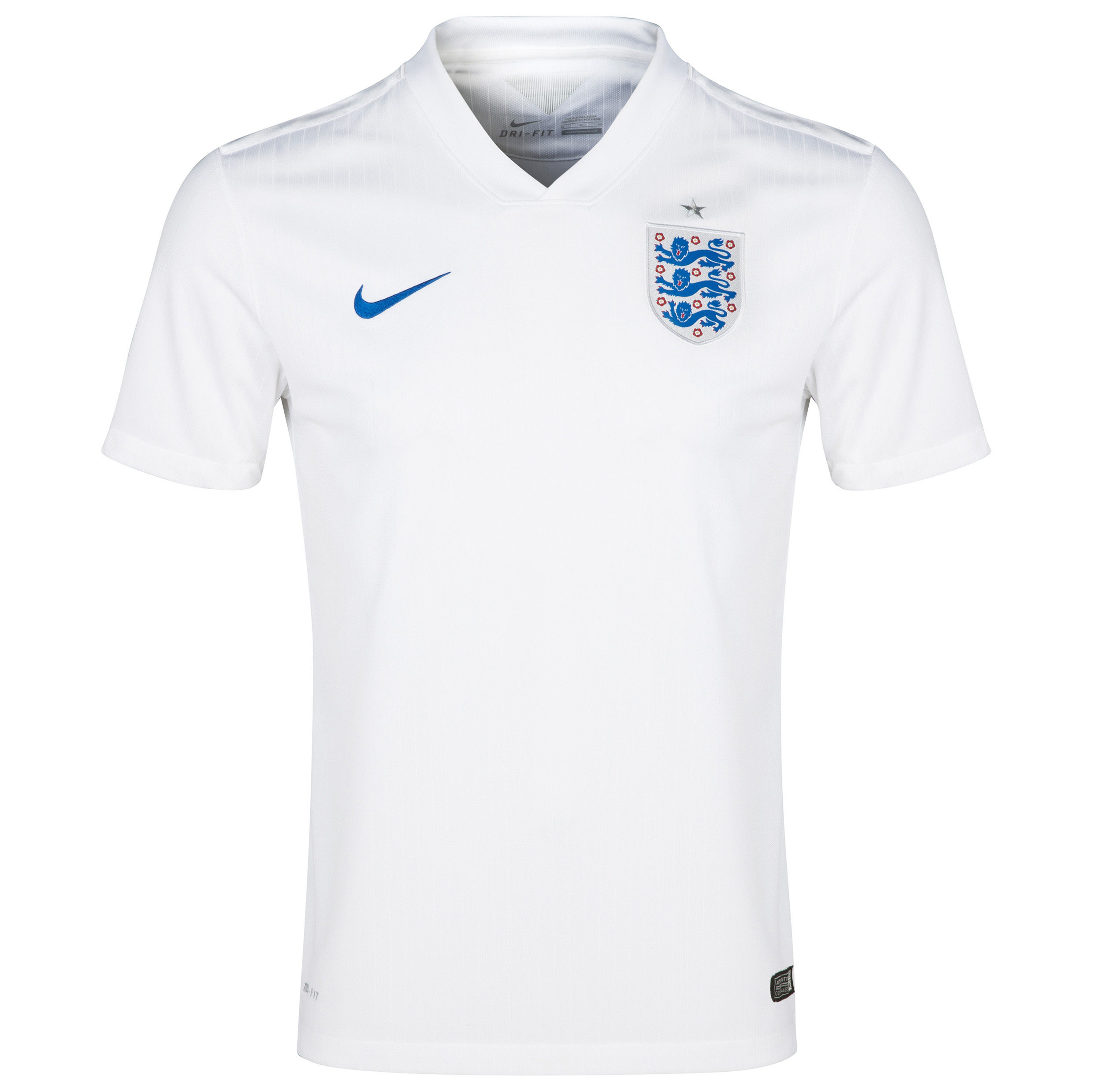 England Home Shirt 2014/15 - Kids White