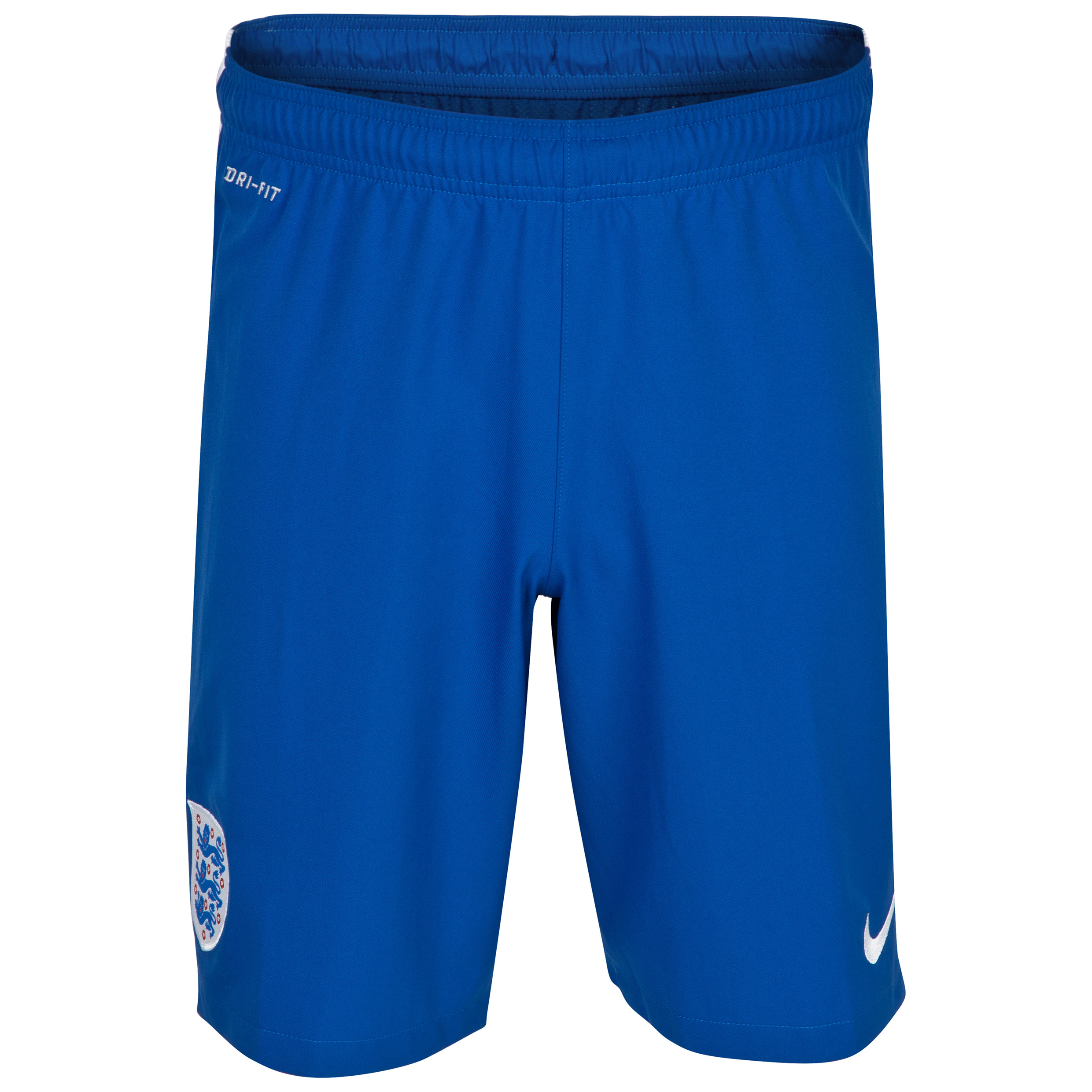 England Home Change Short 2014/15 - Kids Royal Blue
