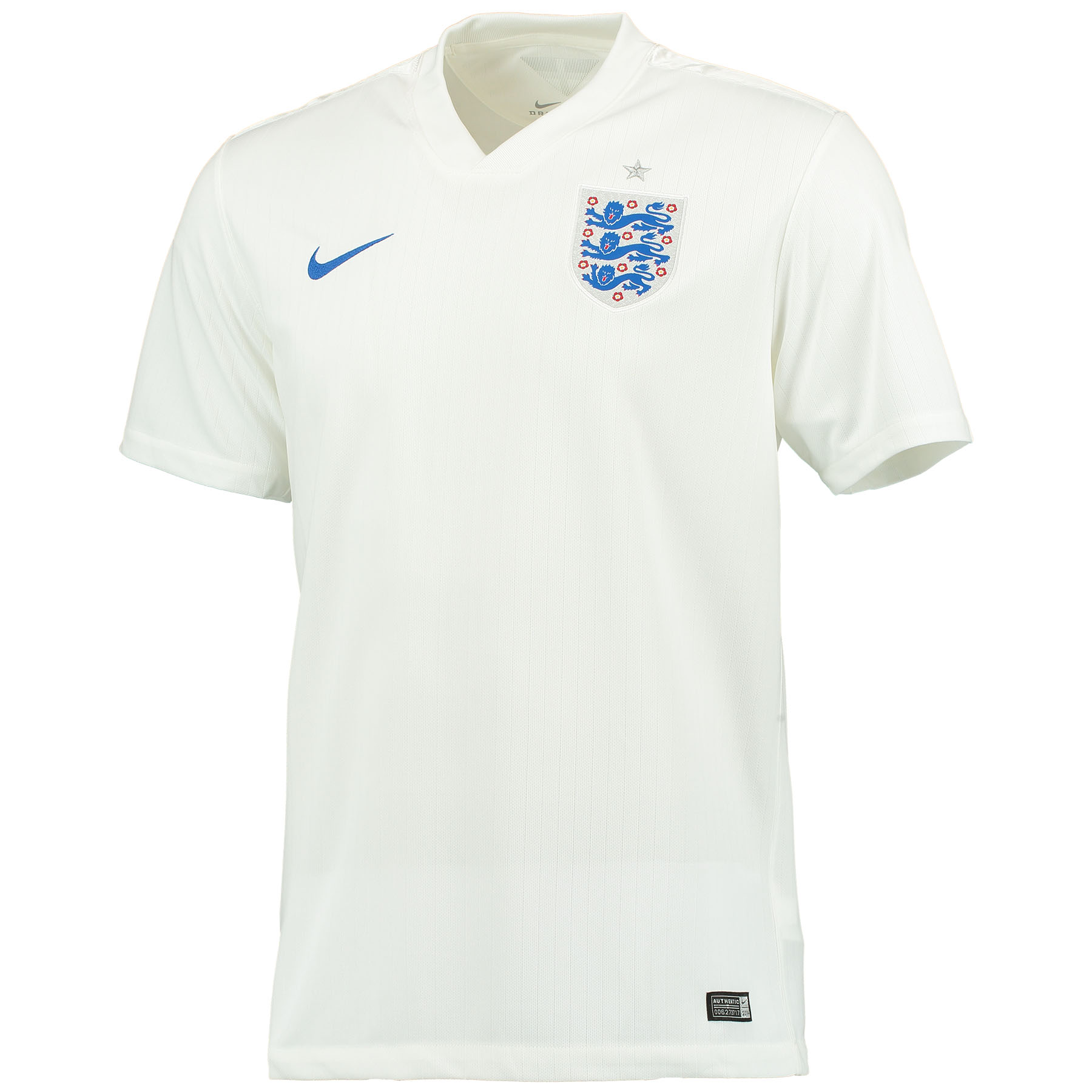England Home Shirt 2014/15 White