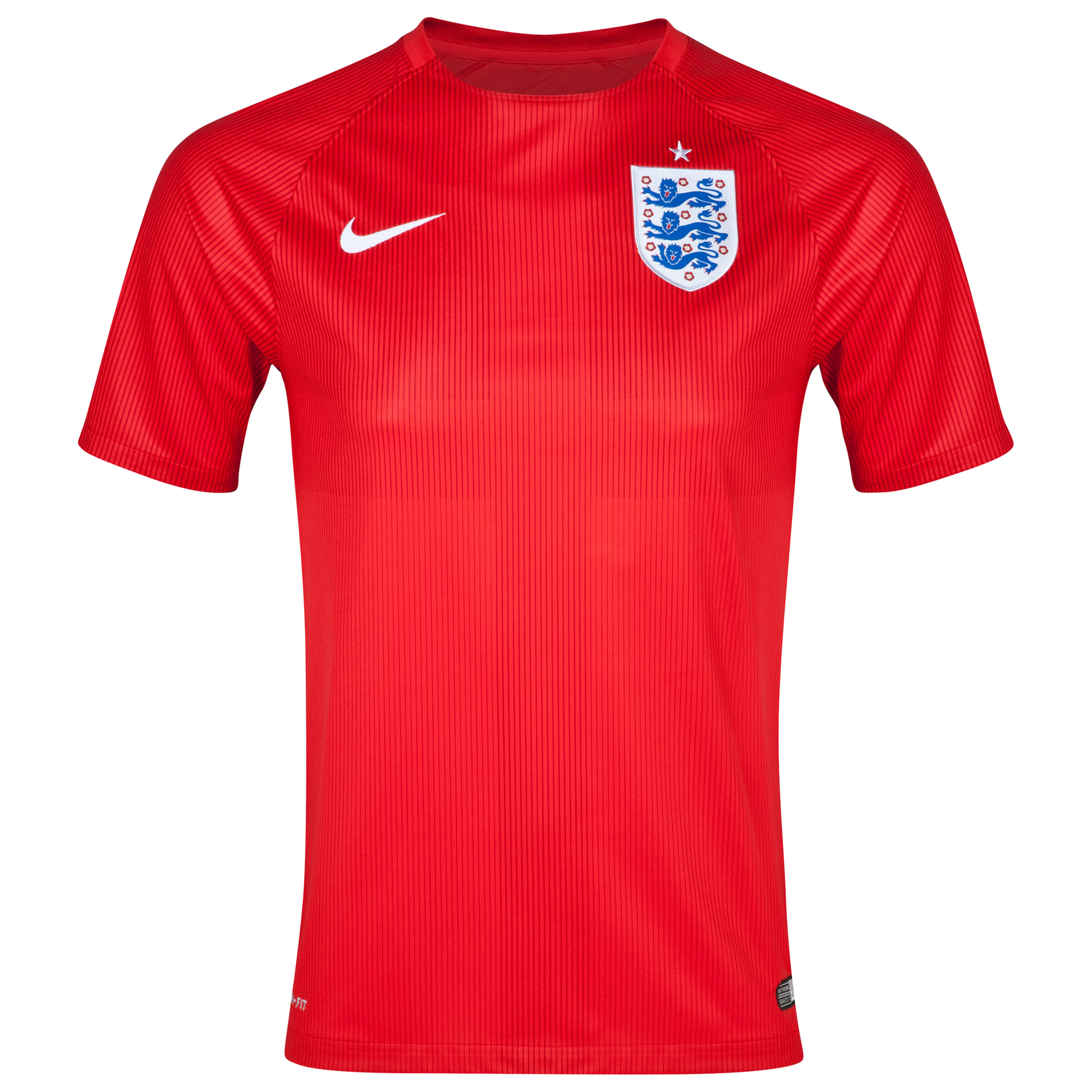 England Away Shirt 2014 Red