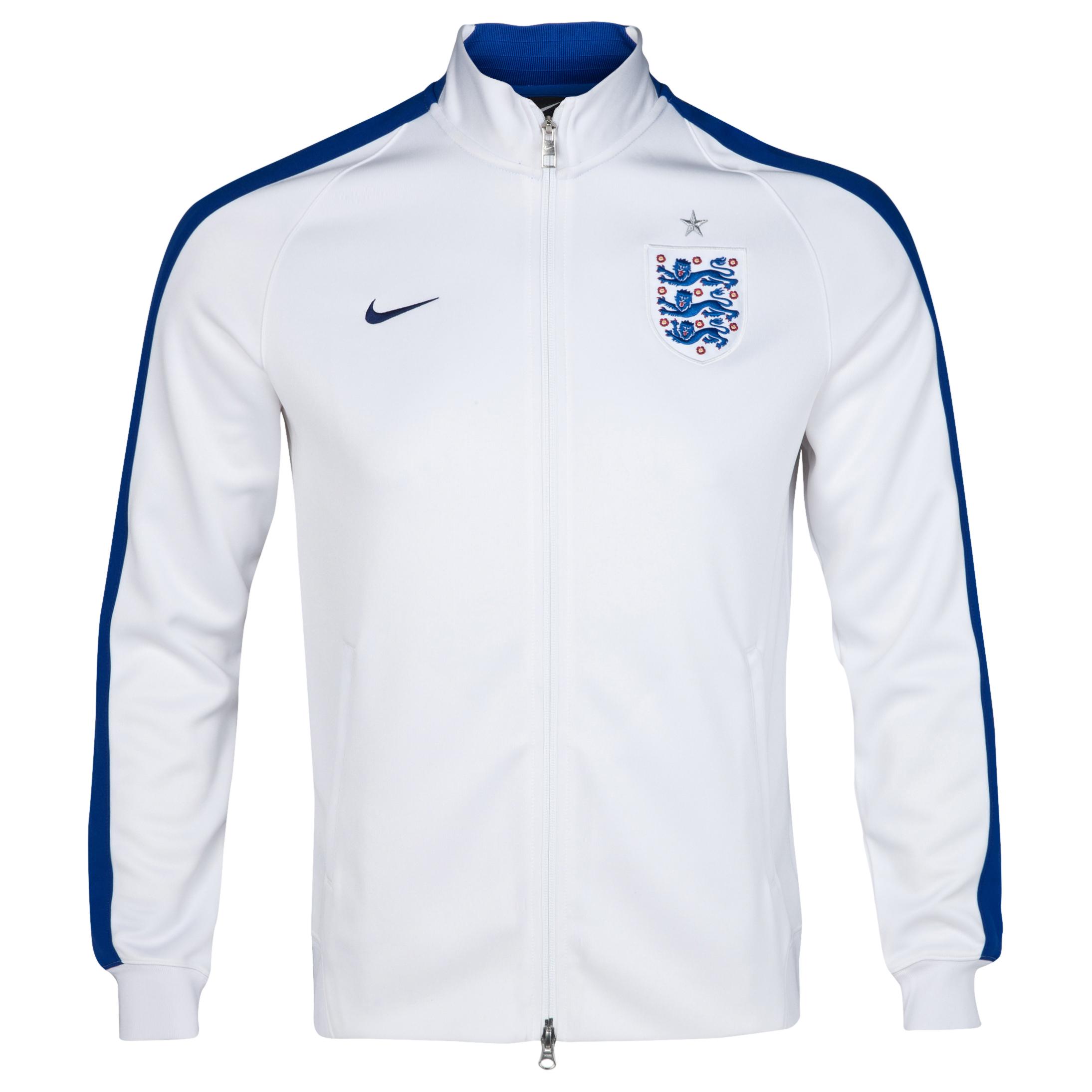 England N98 Authentic Track Jacket - Kids