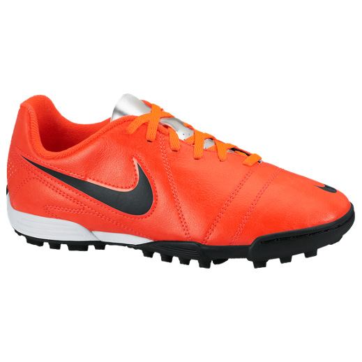 Nike CTR360 Enganche III Astroturf Kids Orange