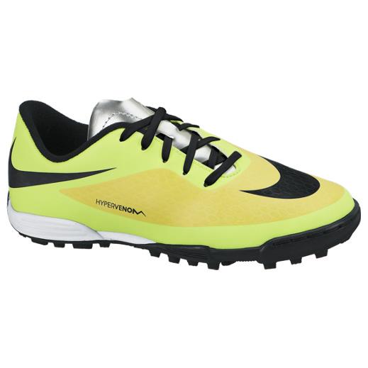 Nike Hypervenom Phade Astroturf Kids Yellow
