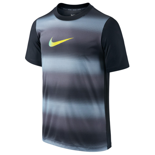 Nike GPX Hypervenom SS Top Boys Yellow