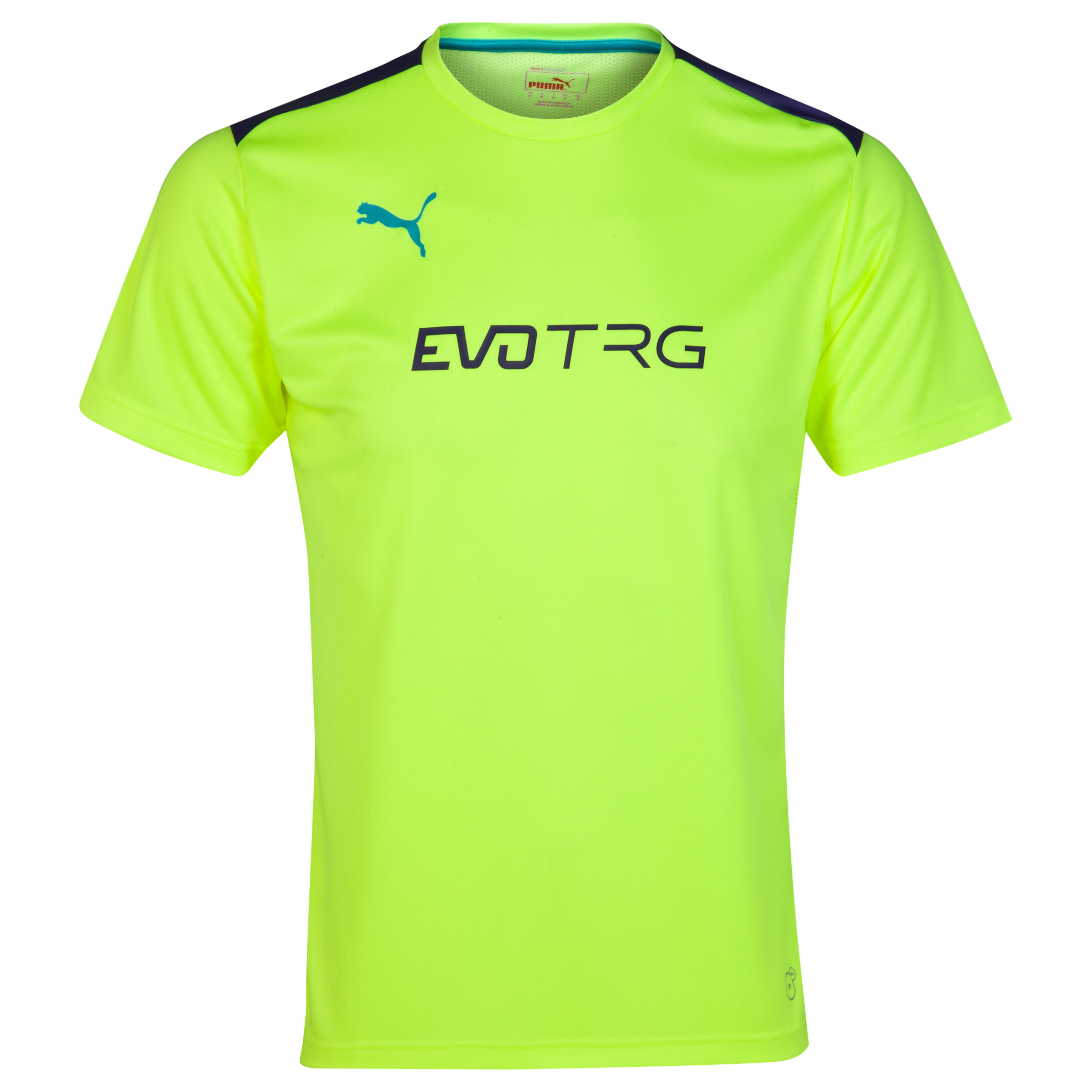 Puma IT evo Training Tee Yellow