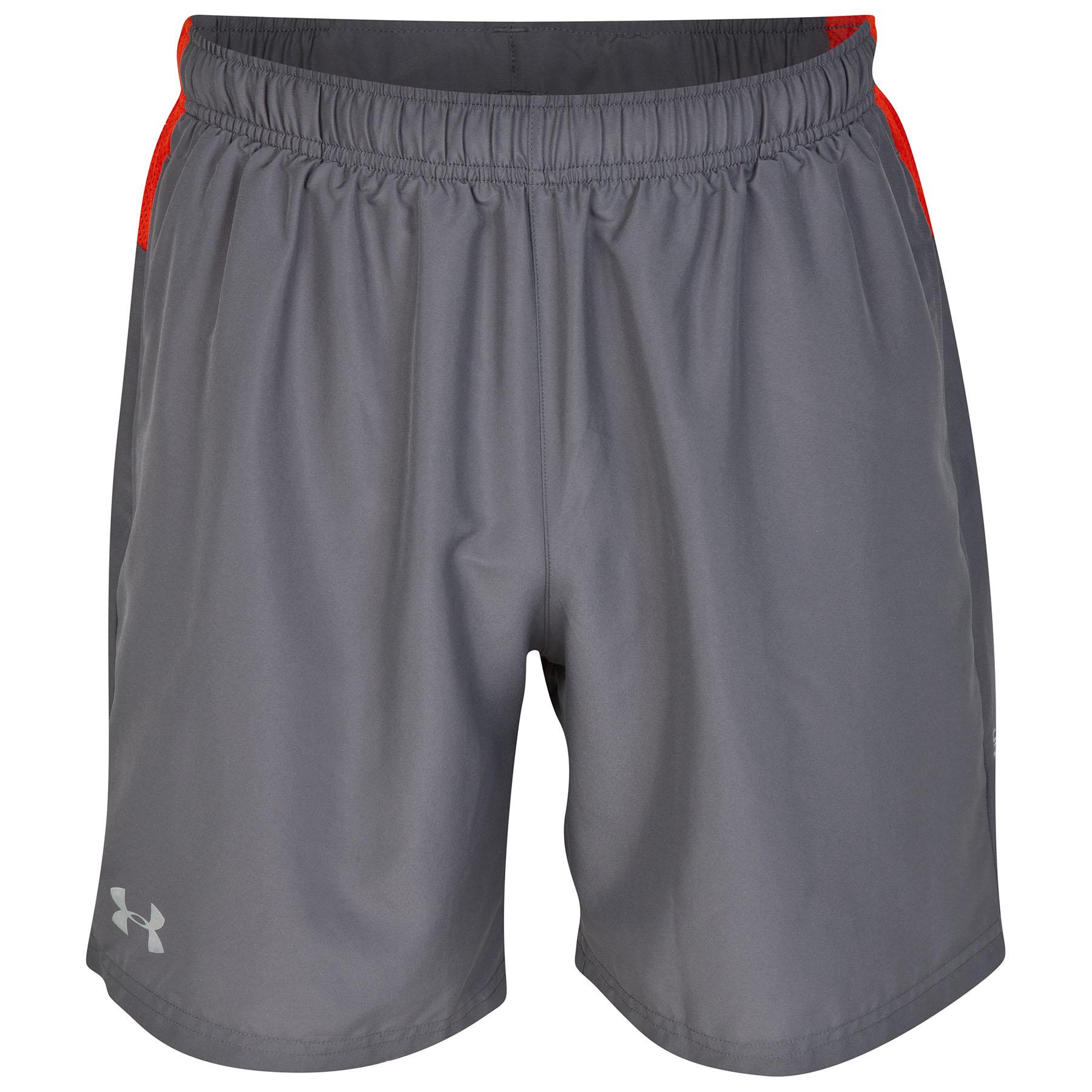 Under Armour Sixth Man 2-in-1 Shorts Lt Grey