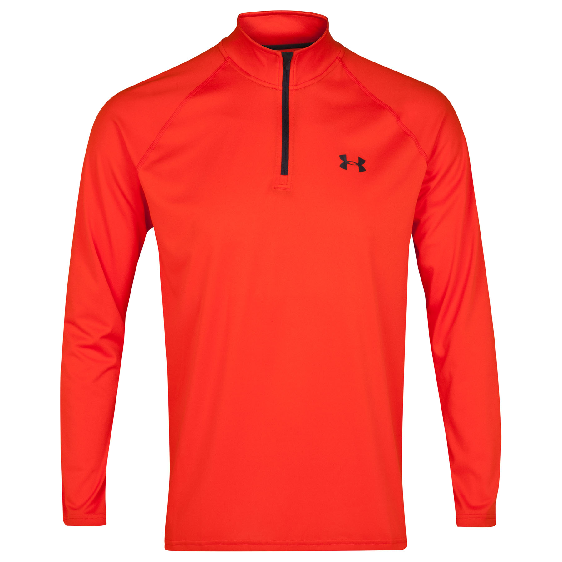 Under Armour Tech 1/4 Zip Top Red