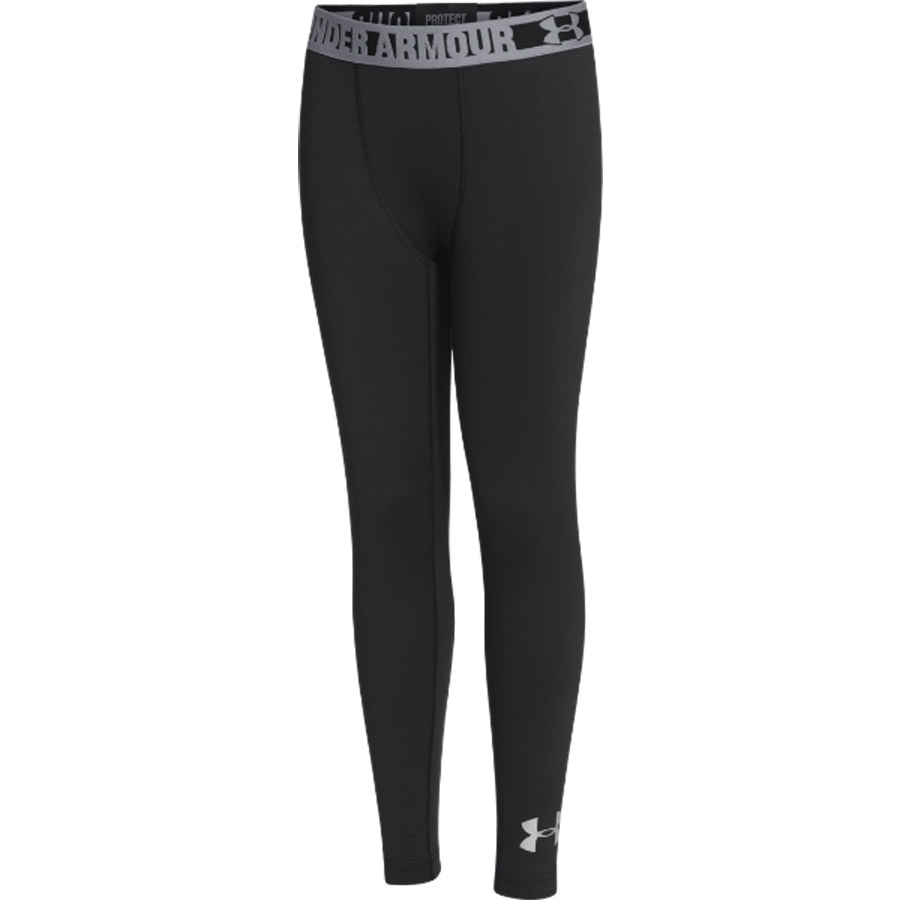 Under Armour Evo Coldgear Compression Baselayer Leggings Black