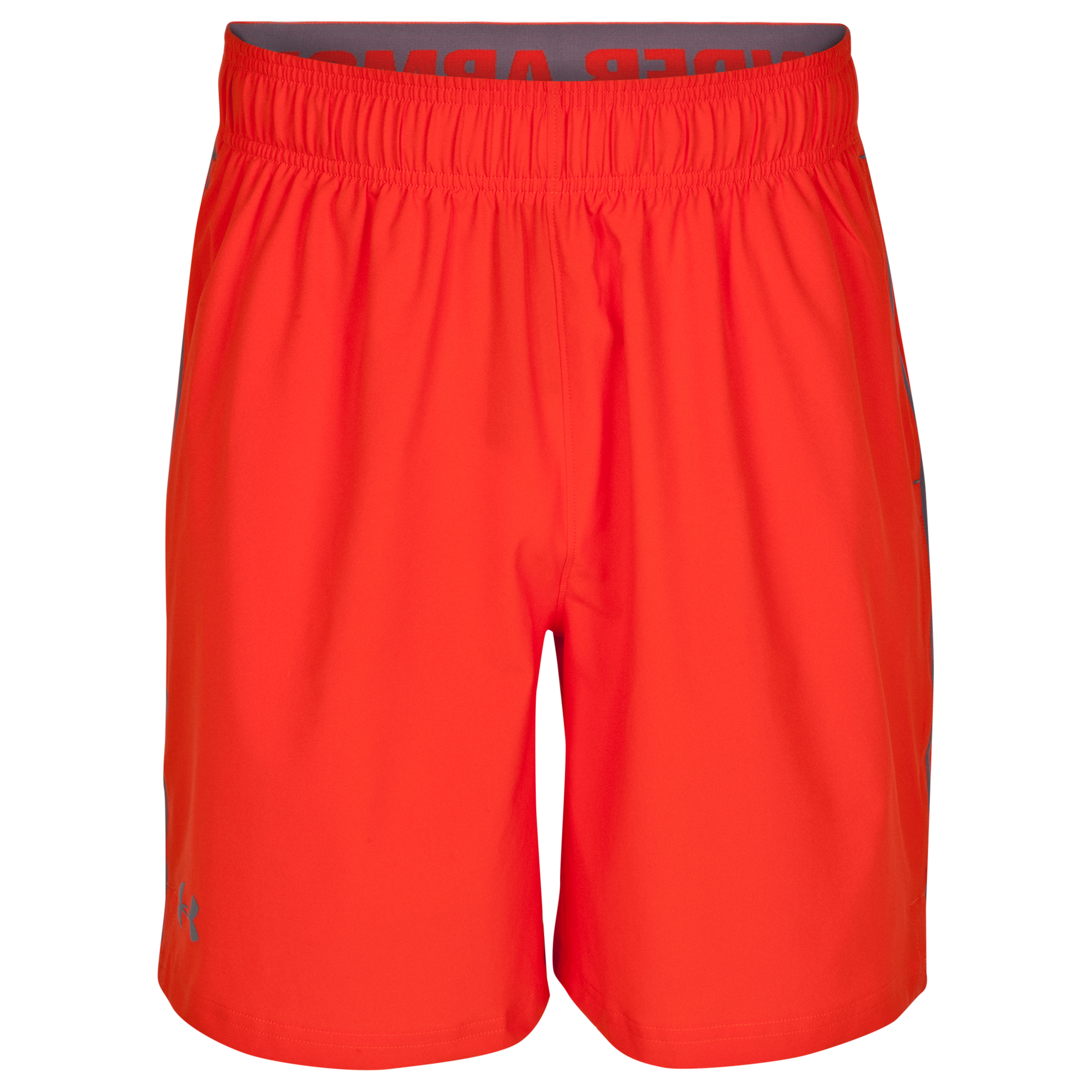 Under Armour Mirage 8 Inch Short Red
