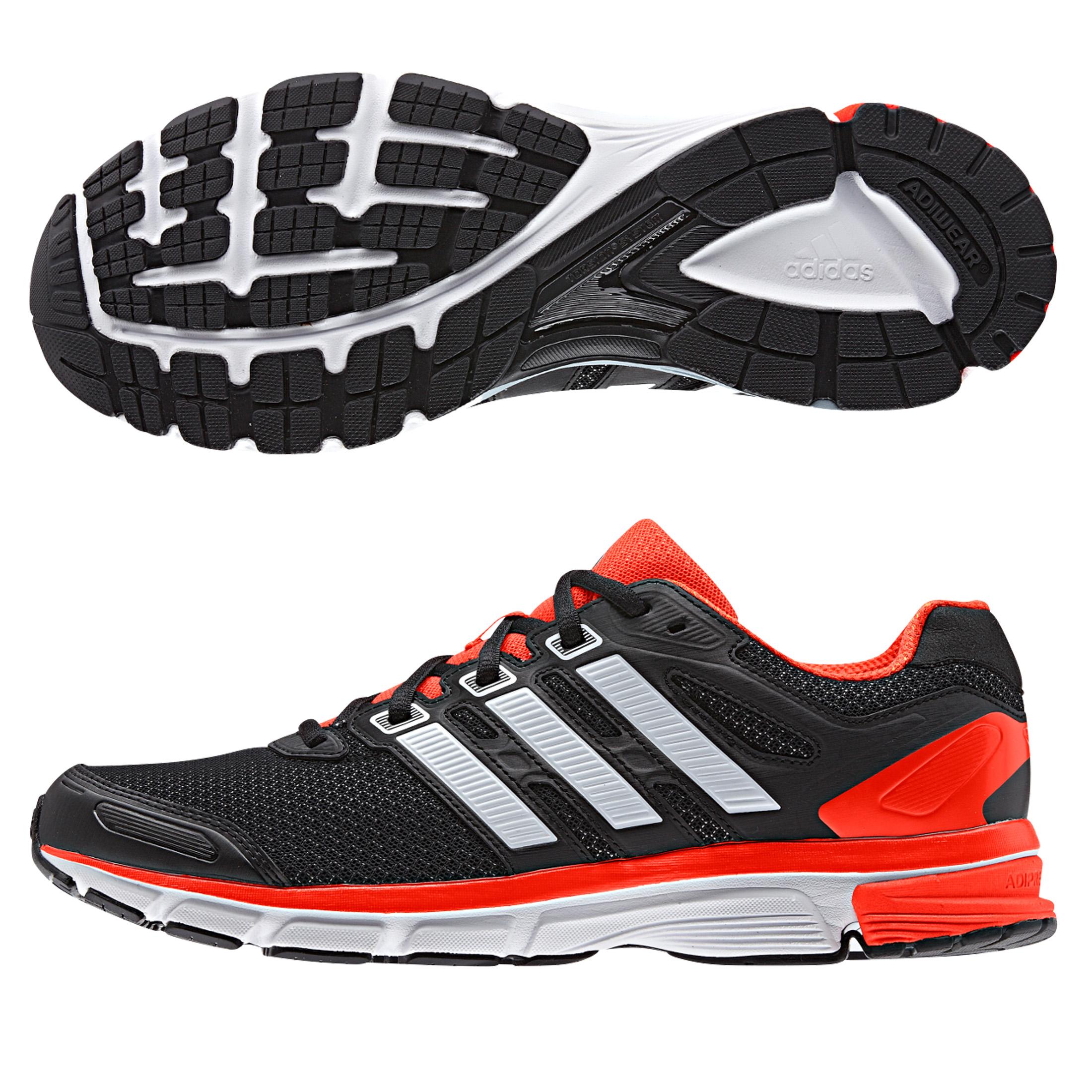Adidas Nova Stability Trainers Black