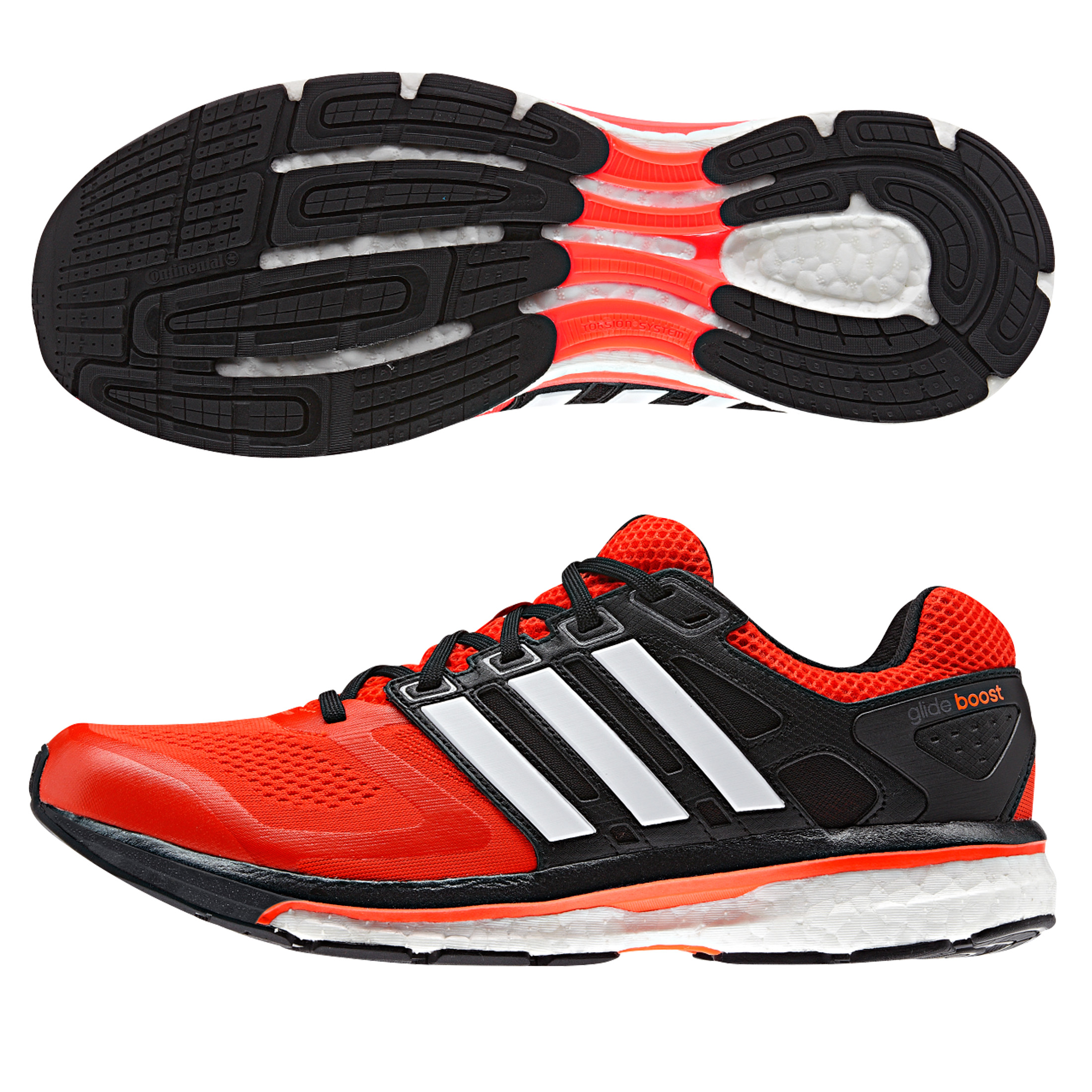 Adidas Supernova Glide 6 Trainers Orange