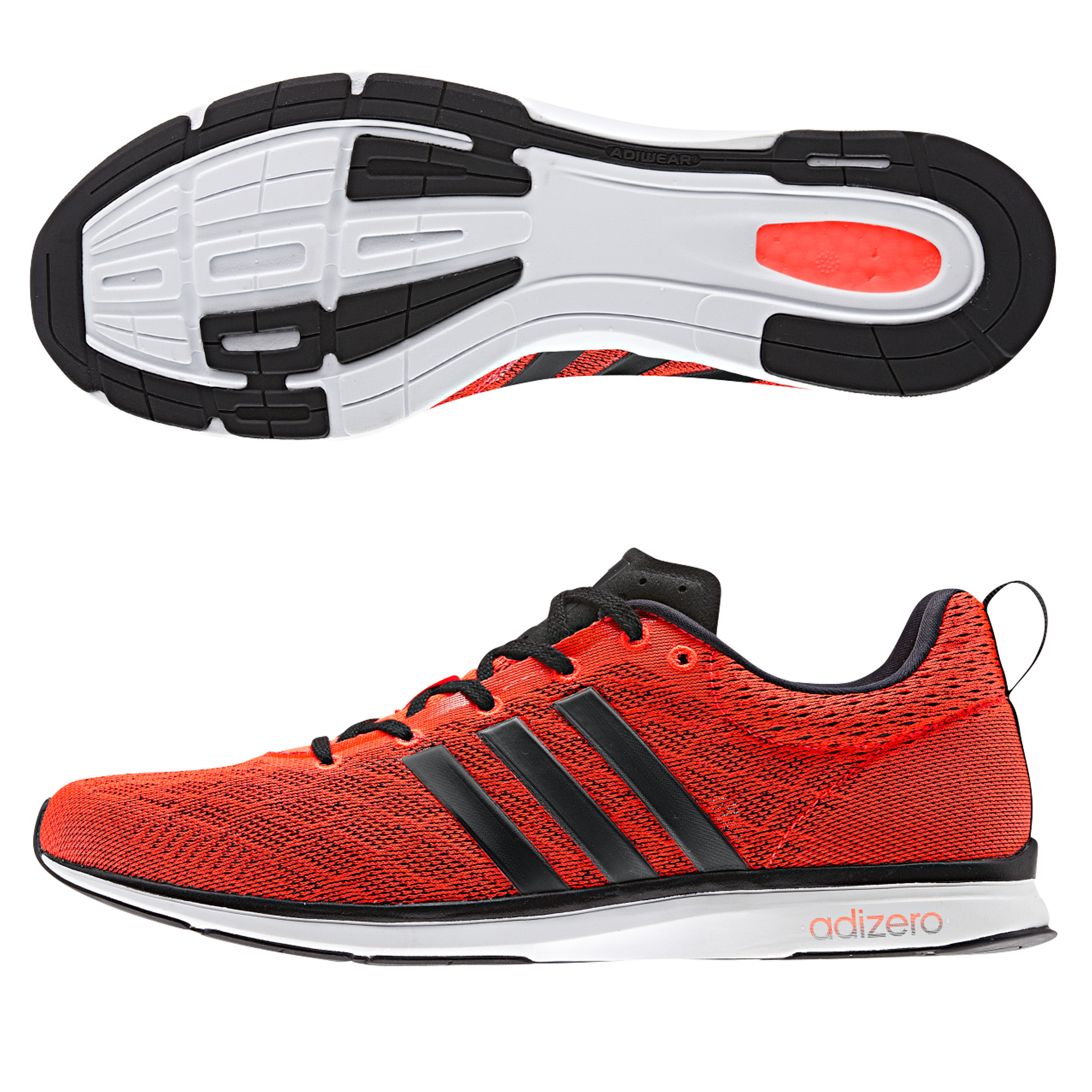 Adidas Adizero Feather 4 Trainers Red
