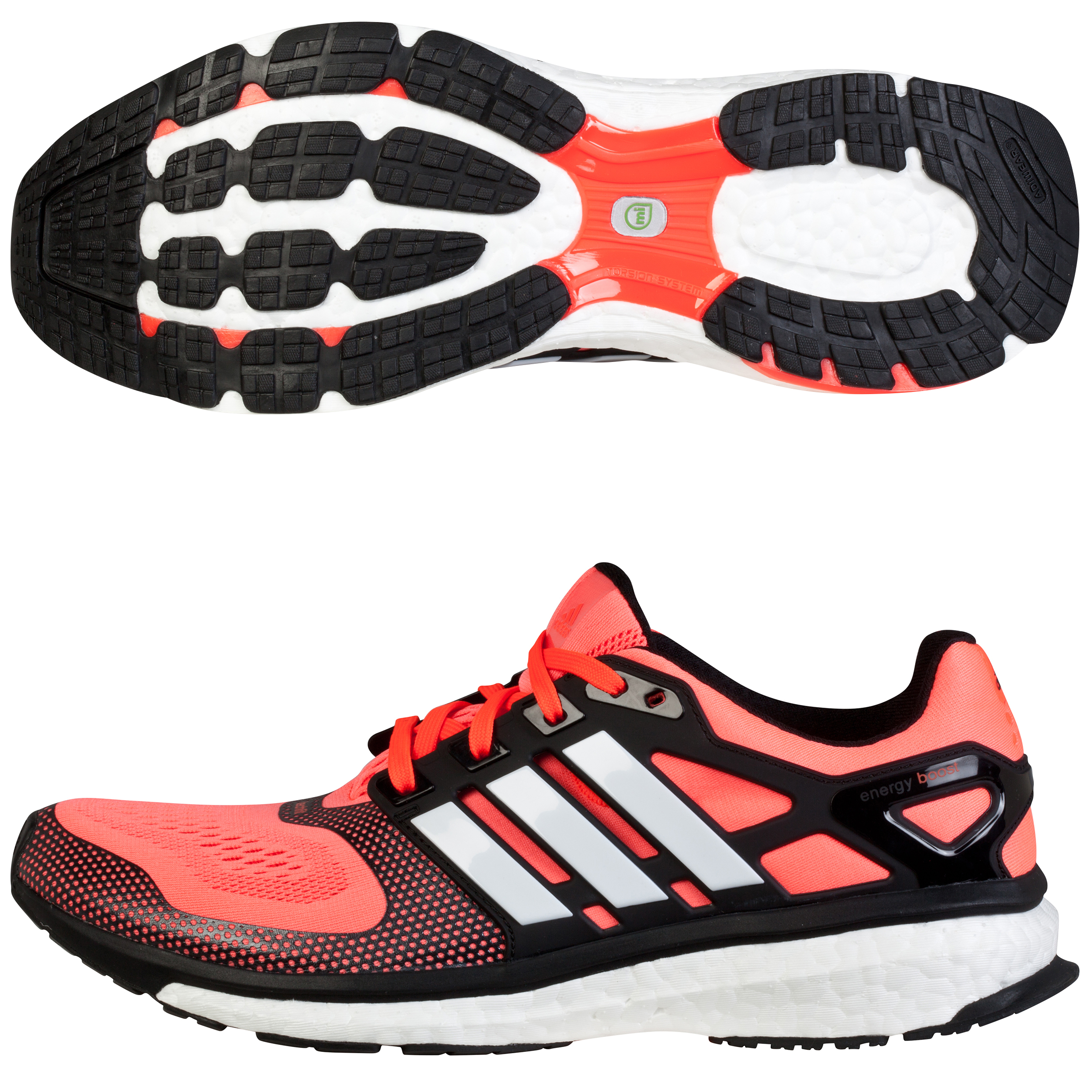 Adidas Energy Boost 2 ESM Trainers Red