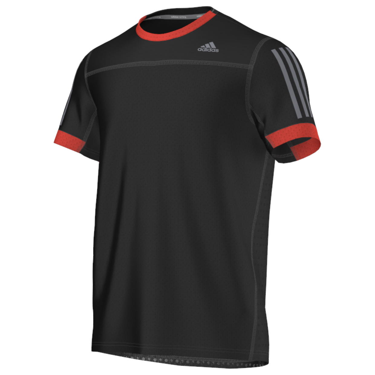 Adidas Supernova T-Shirt Black