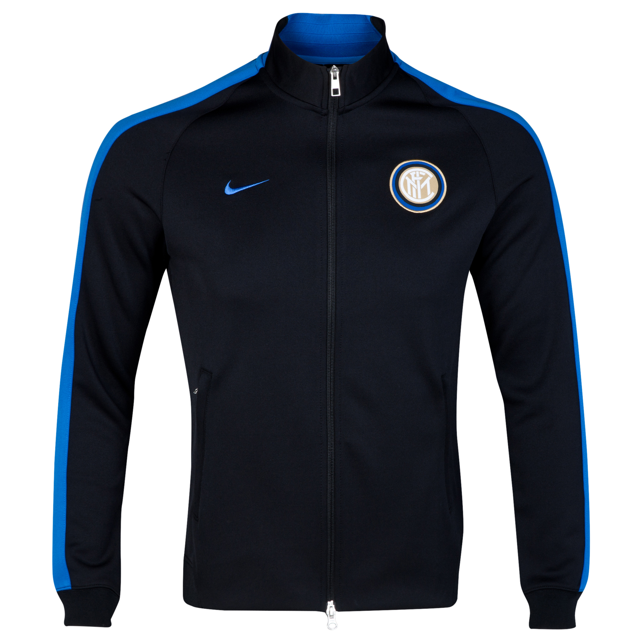 Inter Milan Authentic N98 Jacket Black