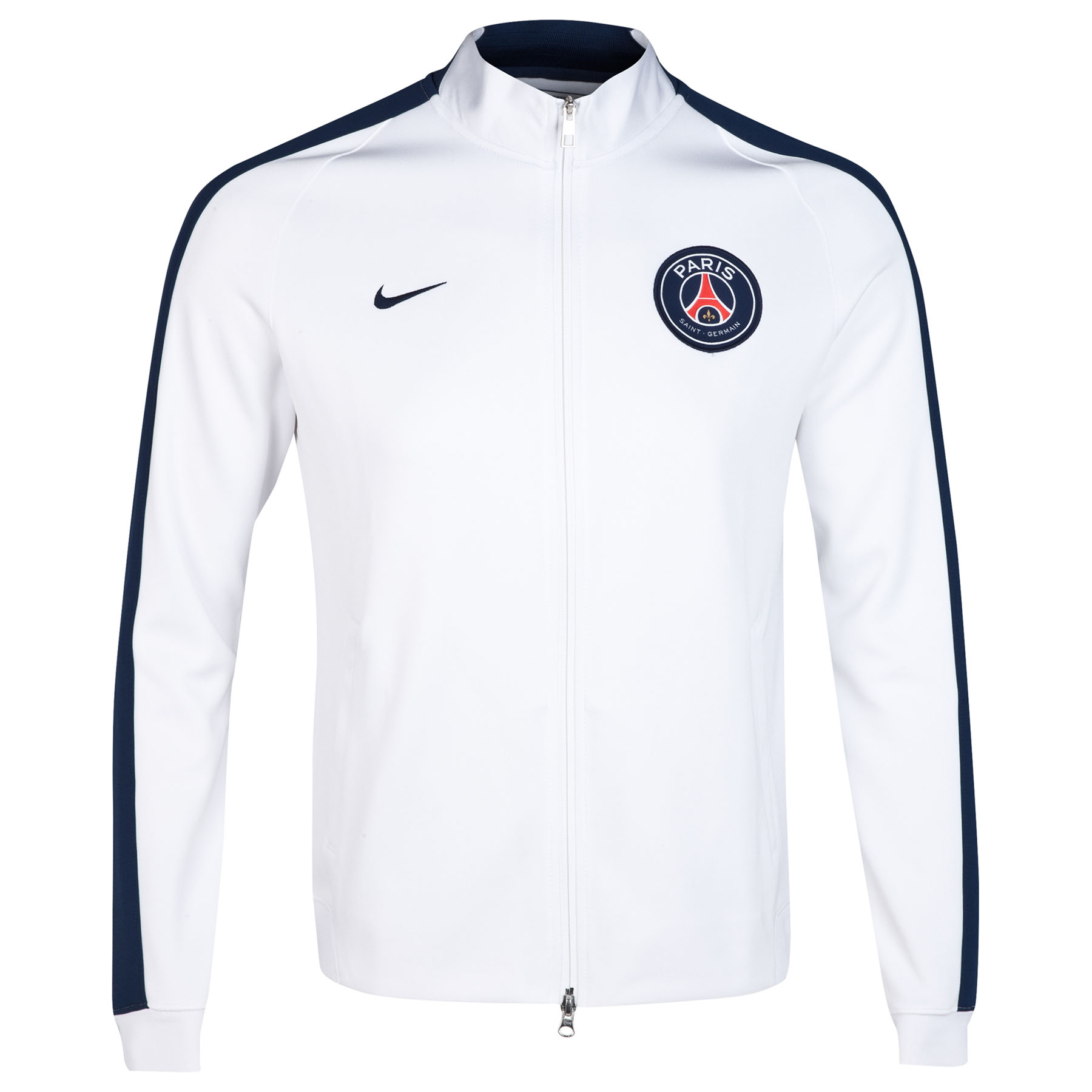 Paris Saint-Germain Authentic N98 Jacket White