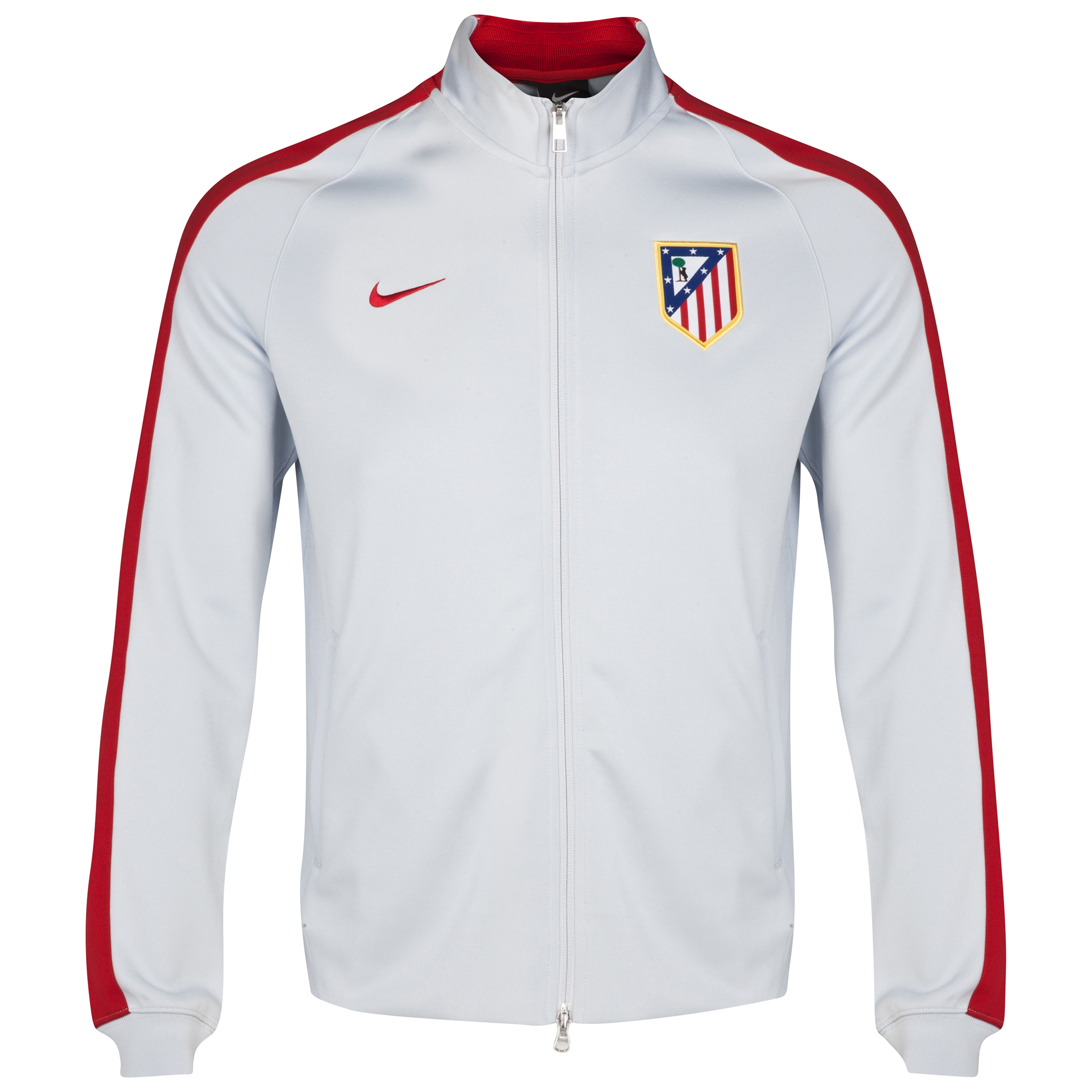 Atletico Madrid Authentic N98 Jacket White