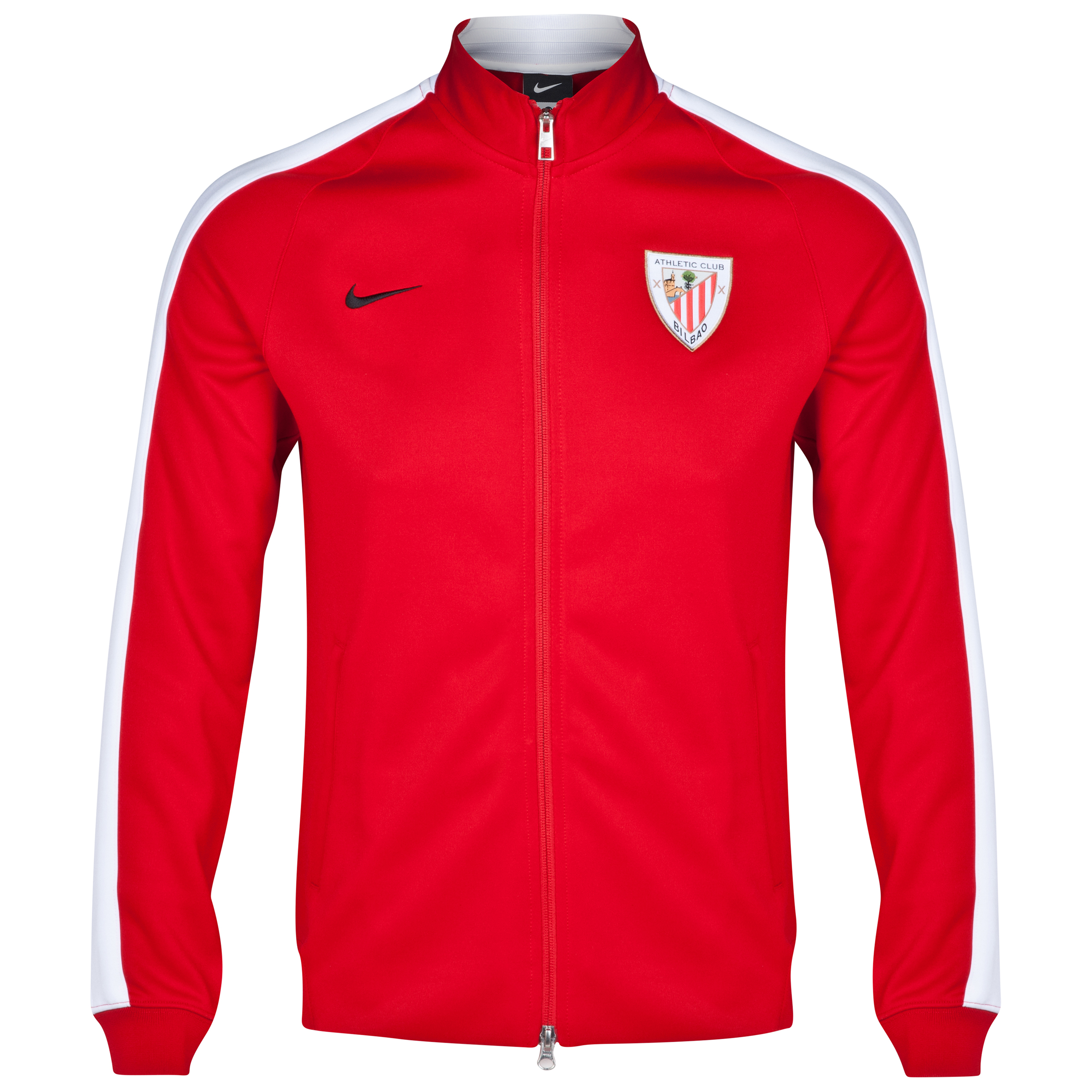 Athletico Bilbao Authentic N98 Jacket Red