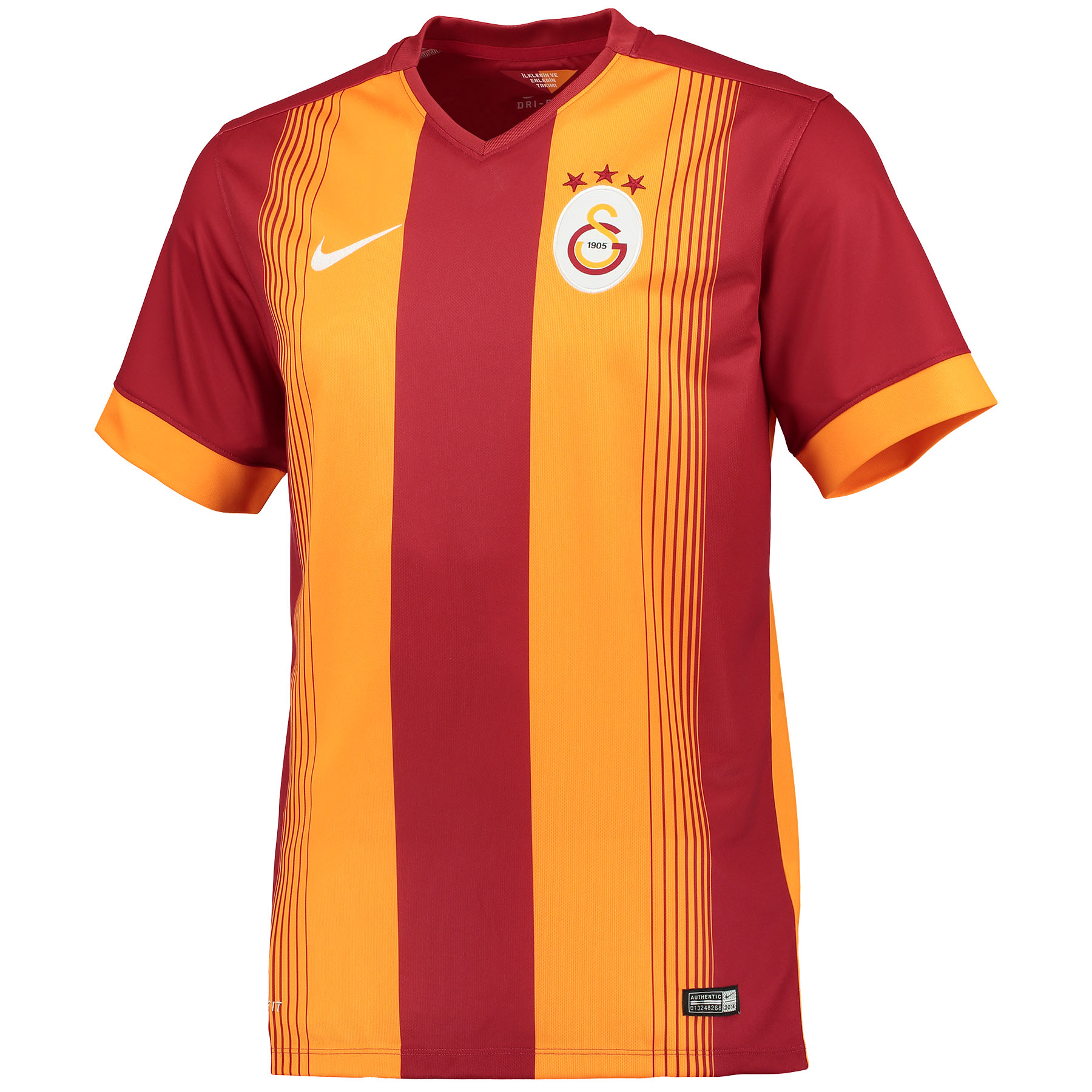 Galatasaray Home Shirt 2014/15 Red