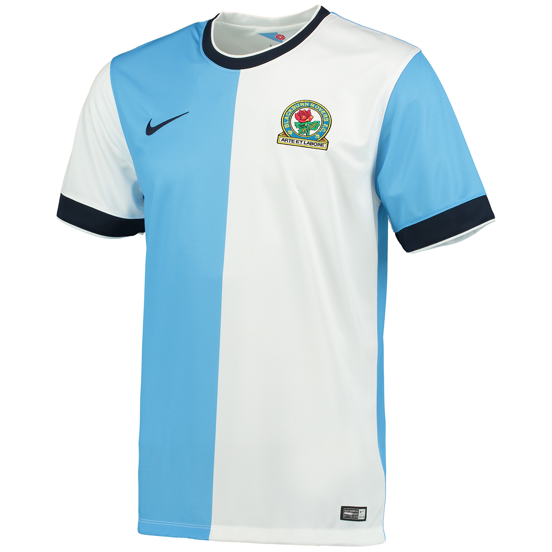 Blackburn Rovers Home Shirt 2014/15 Blue