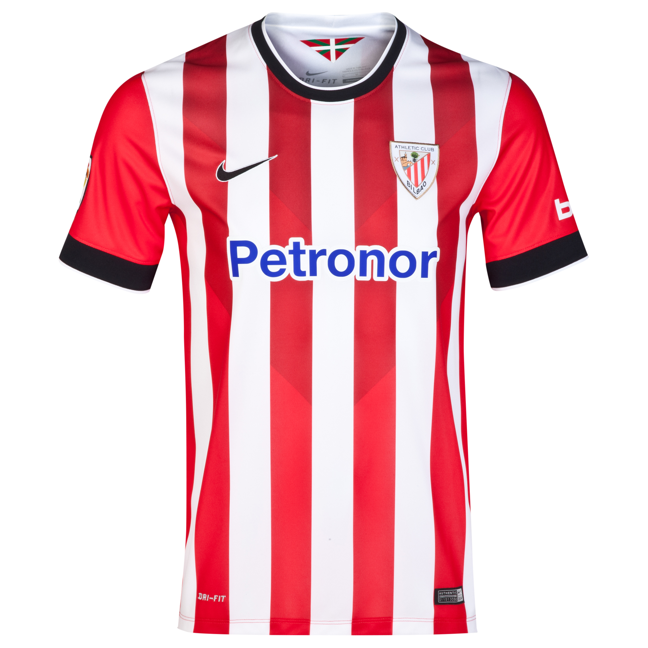 Athletico Bilbao Home Shirt 2014/15 Red
