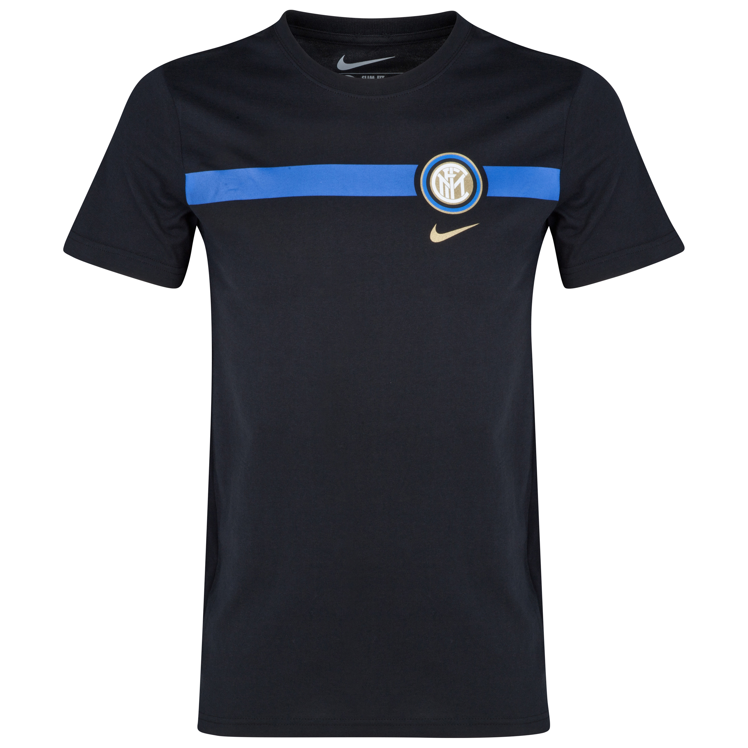 Inter Milan Core T-Shirt Black