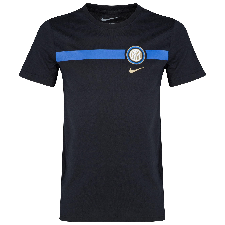 Inter Milan Core T-Shirt Black