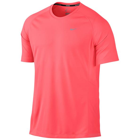 Nike Miler SS UV (Team) Pink