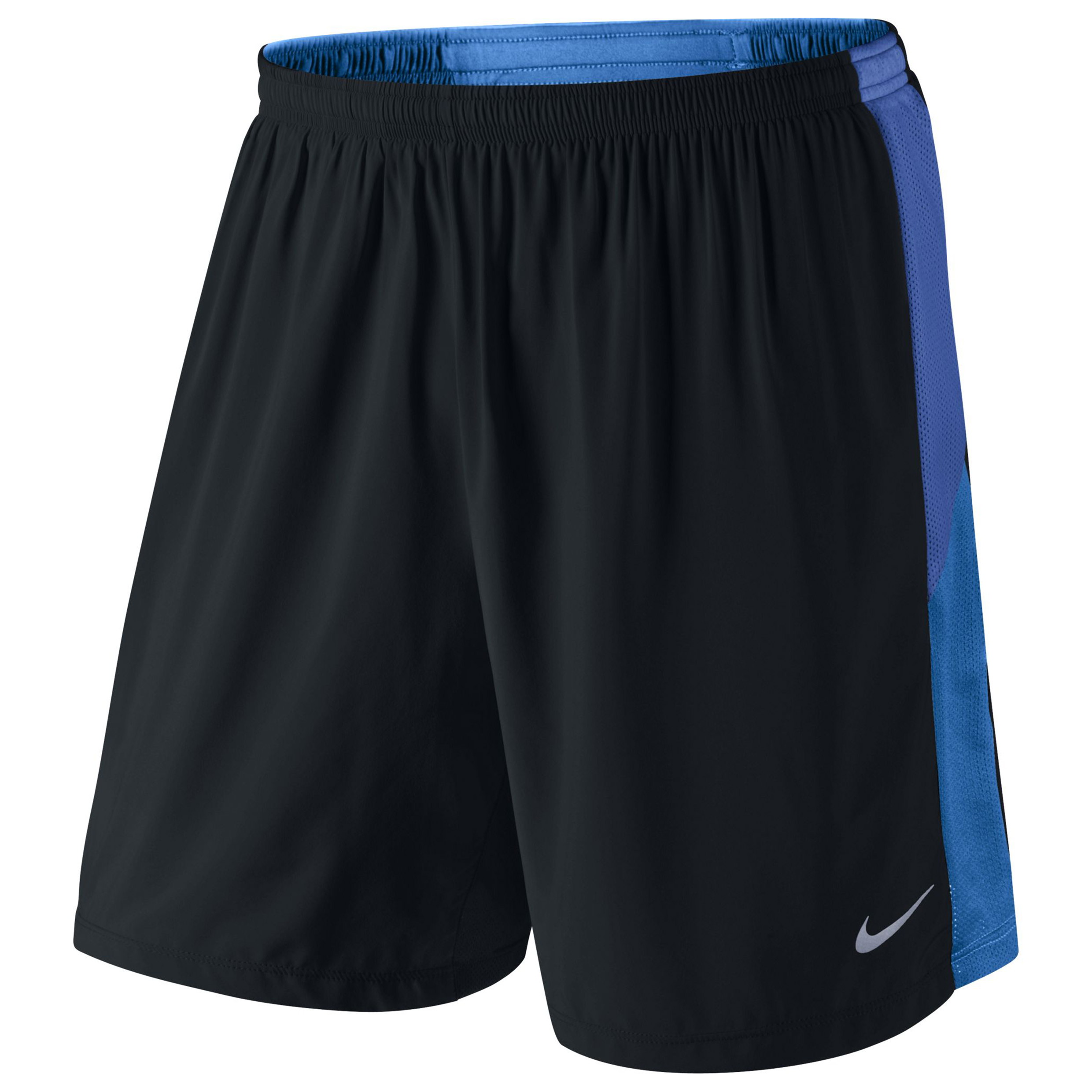 Nike Pursuit 7in 2-in-1 Shorts Black