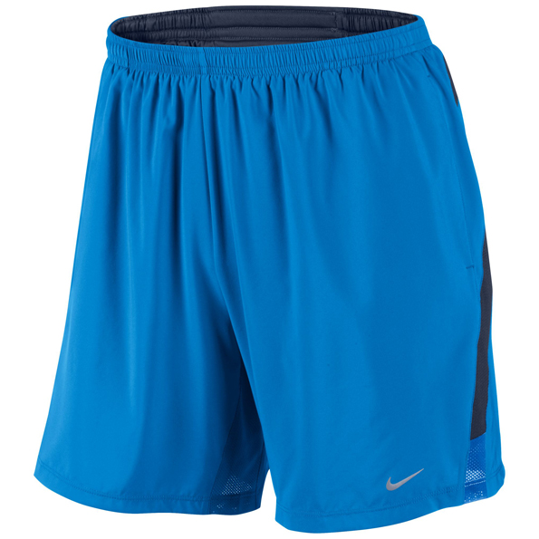 Nike 7in Distance Short Blue