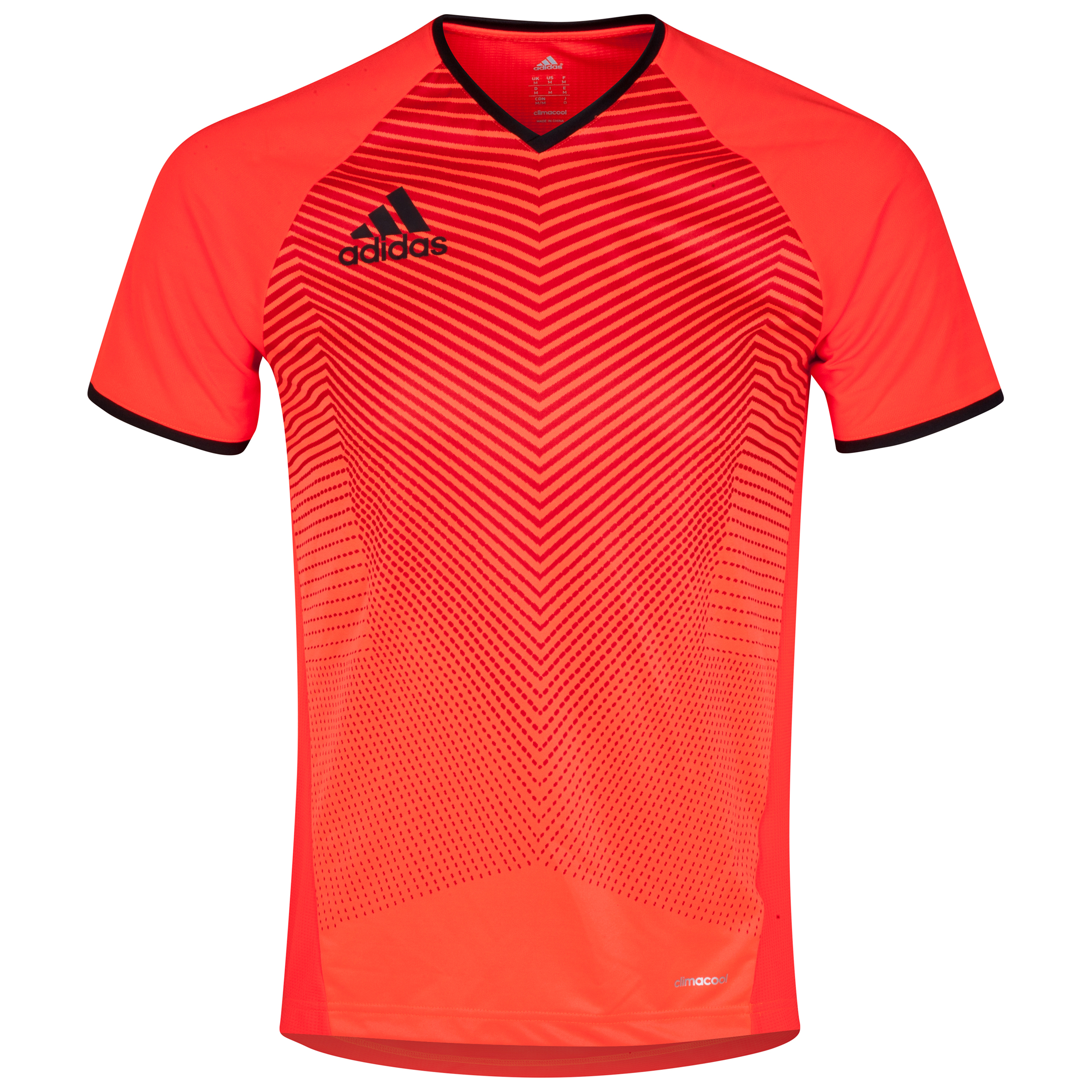 Adidas Predator Training T-Shirt Orange