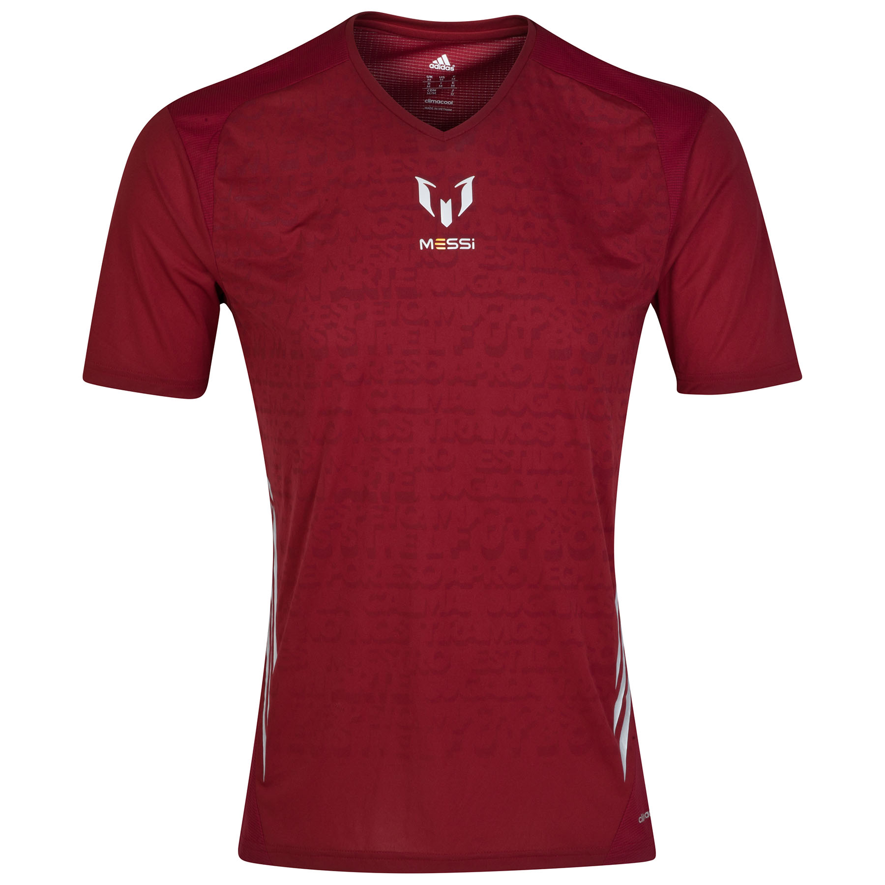 Adidas F50 Messi Training T-Shirt Red