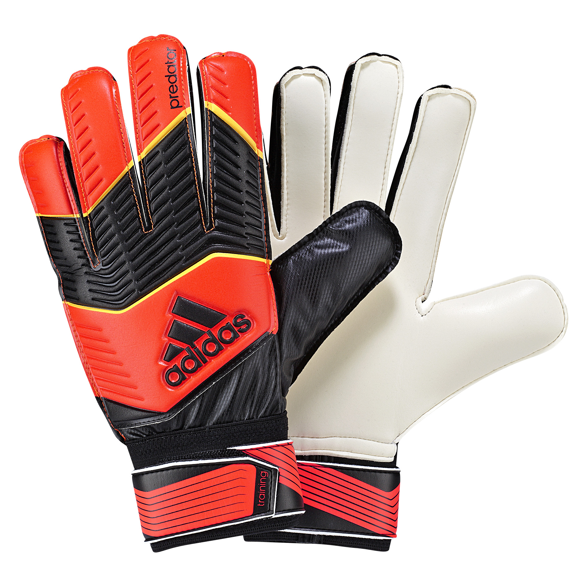 Adidas Predator Training Goalkeeper Glove Orange