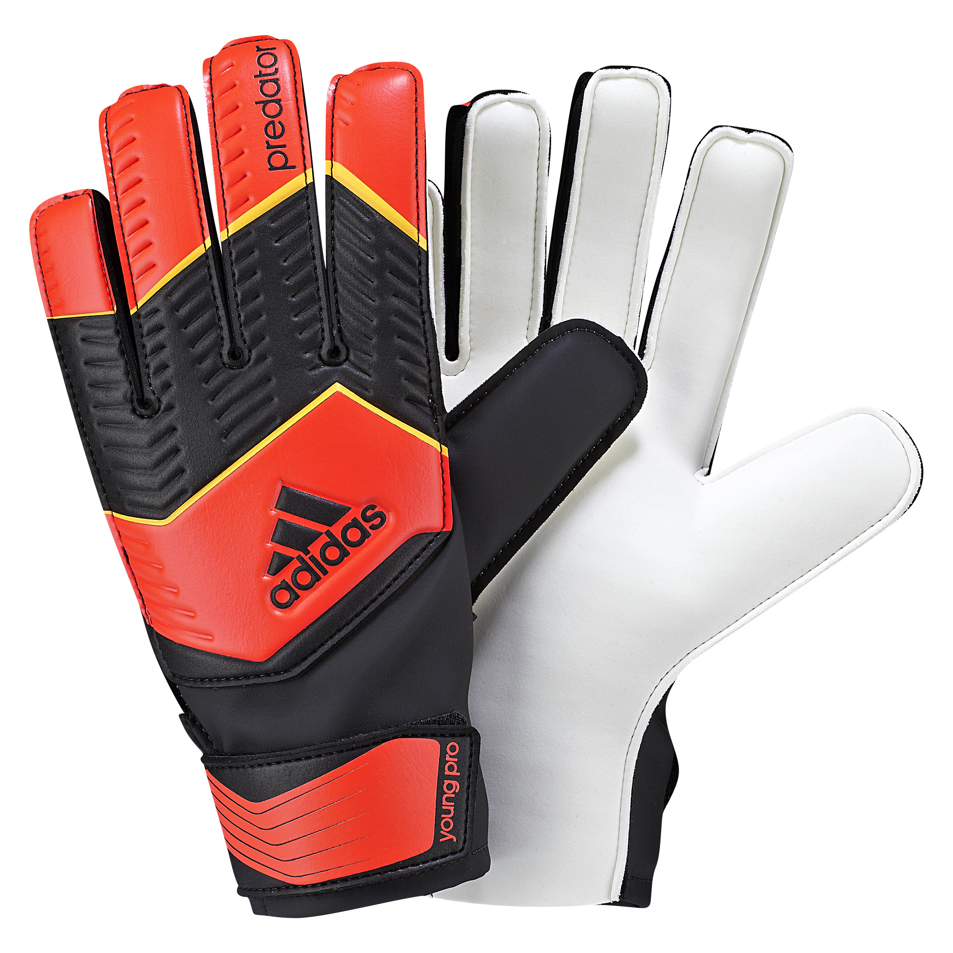 Adidas Predator Young Pro Goalkeeper Glove - Kids Orange