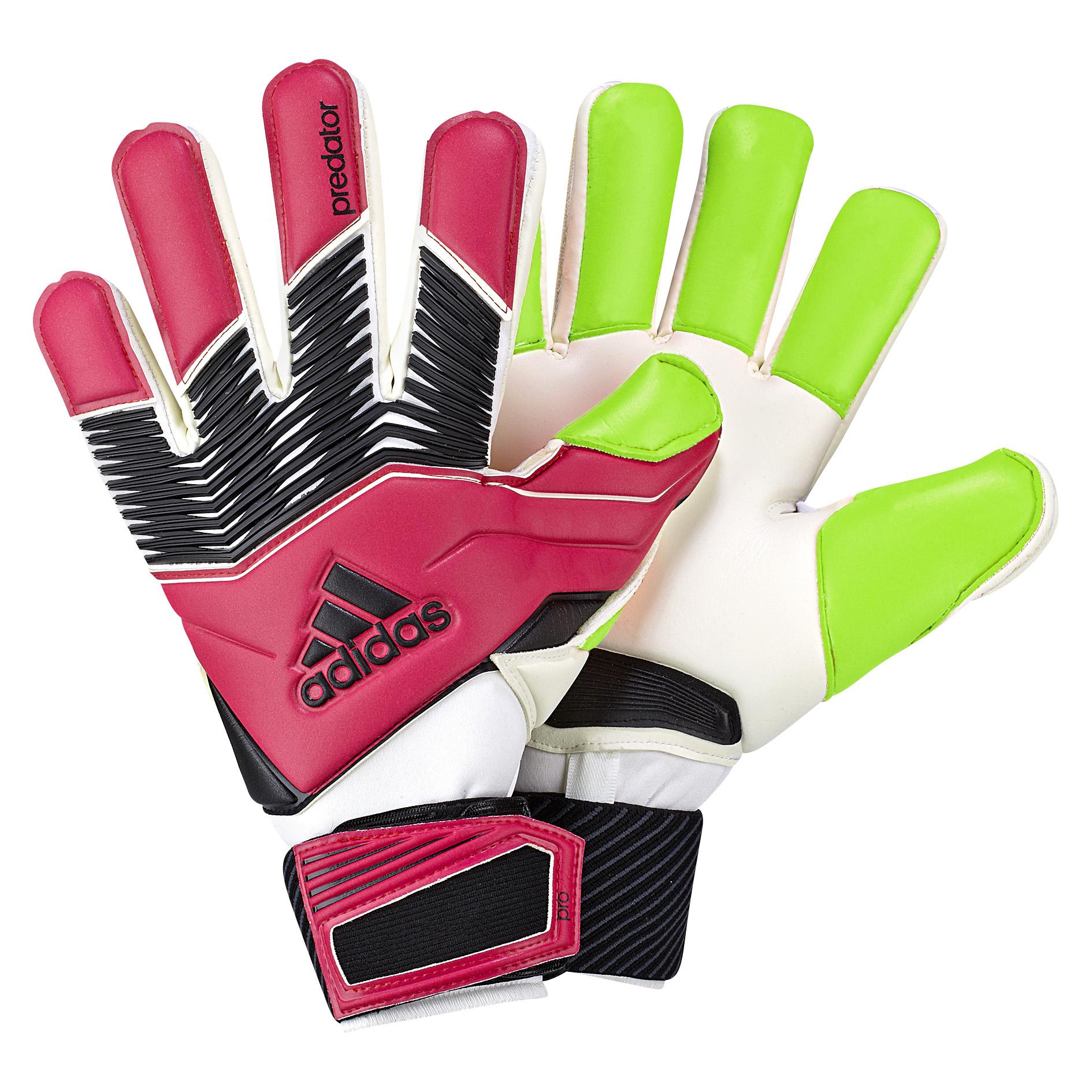 Adidas Predator Z Pro Iker Casillas Goalkeeper Glove Pink