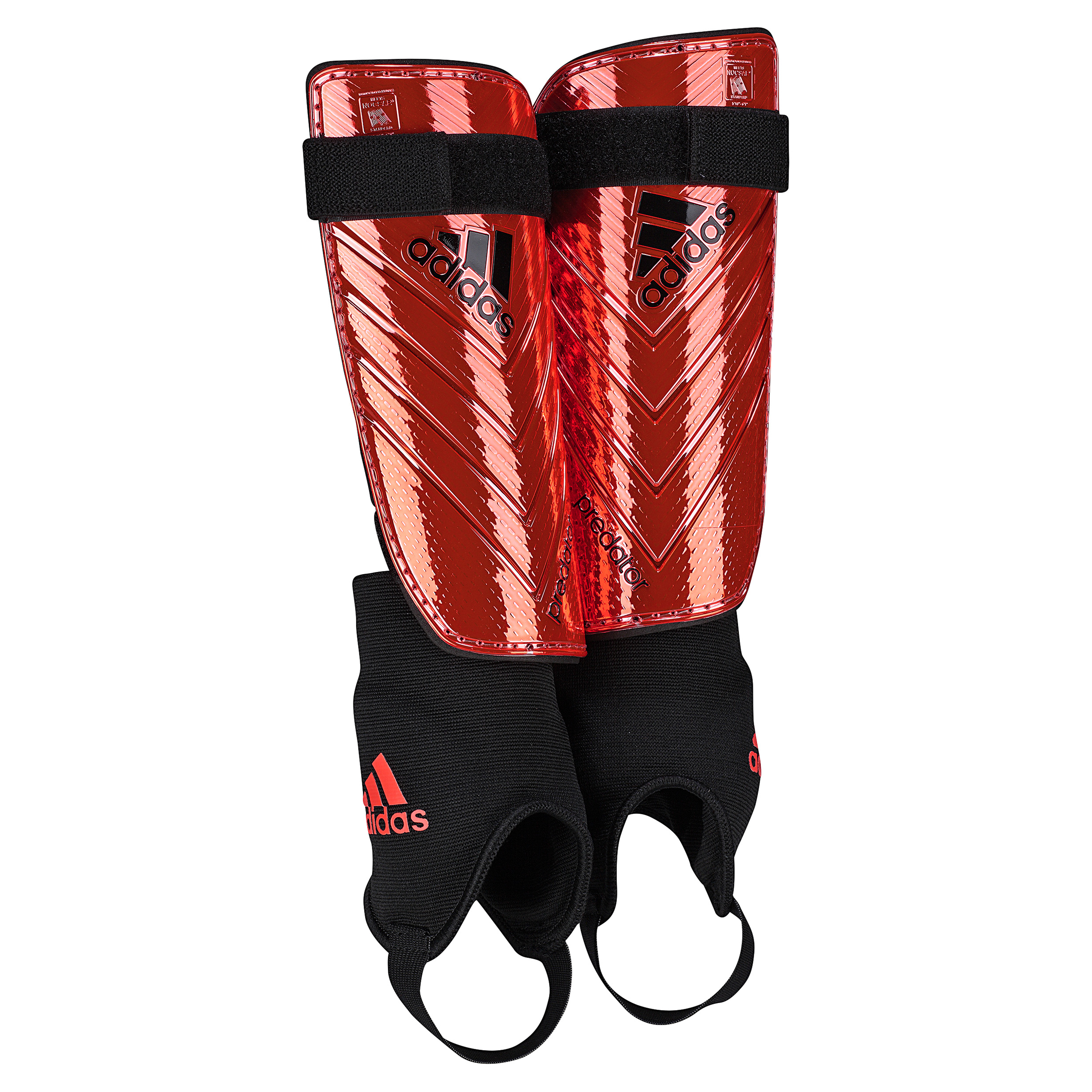 Adidas Predator DS Shinguards Orange