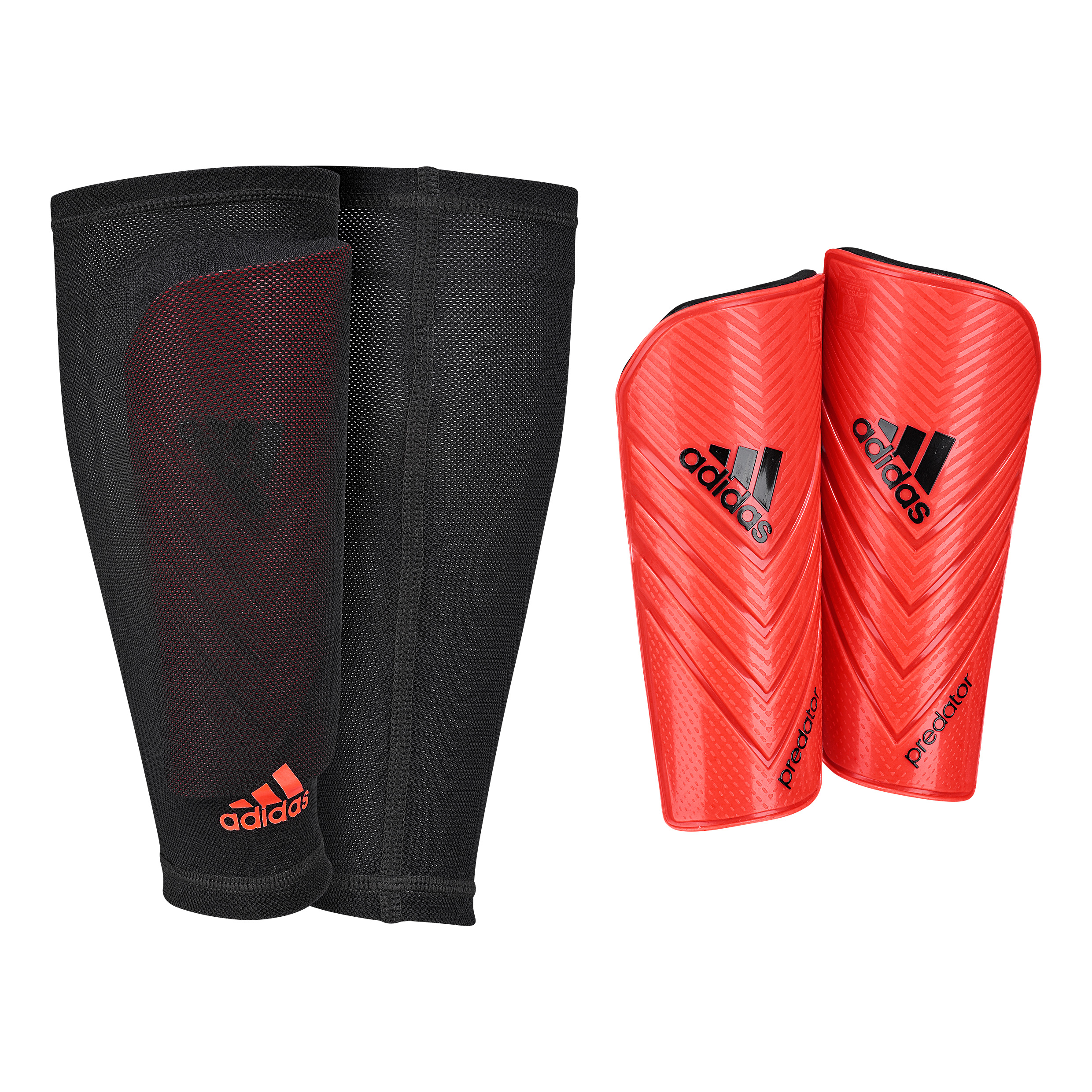 Adidas Predator Pro Lite Shinguards Orange