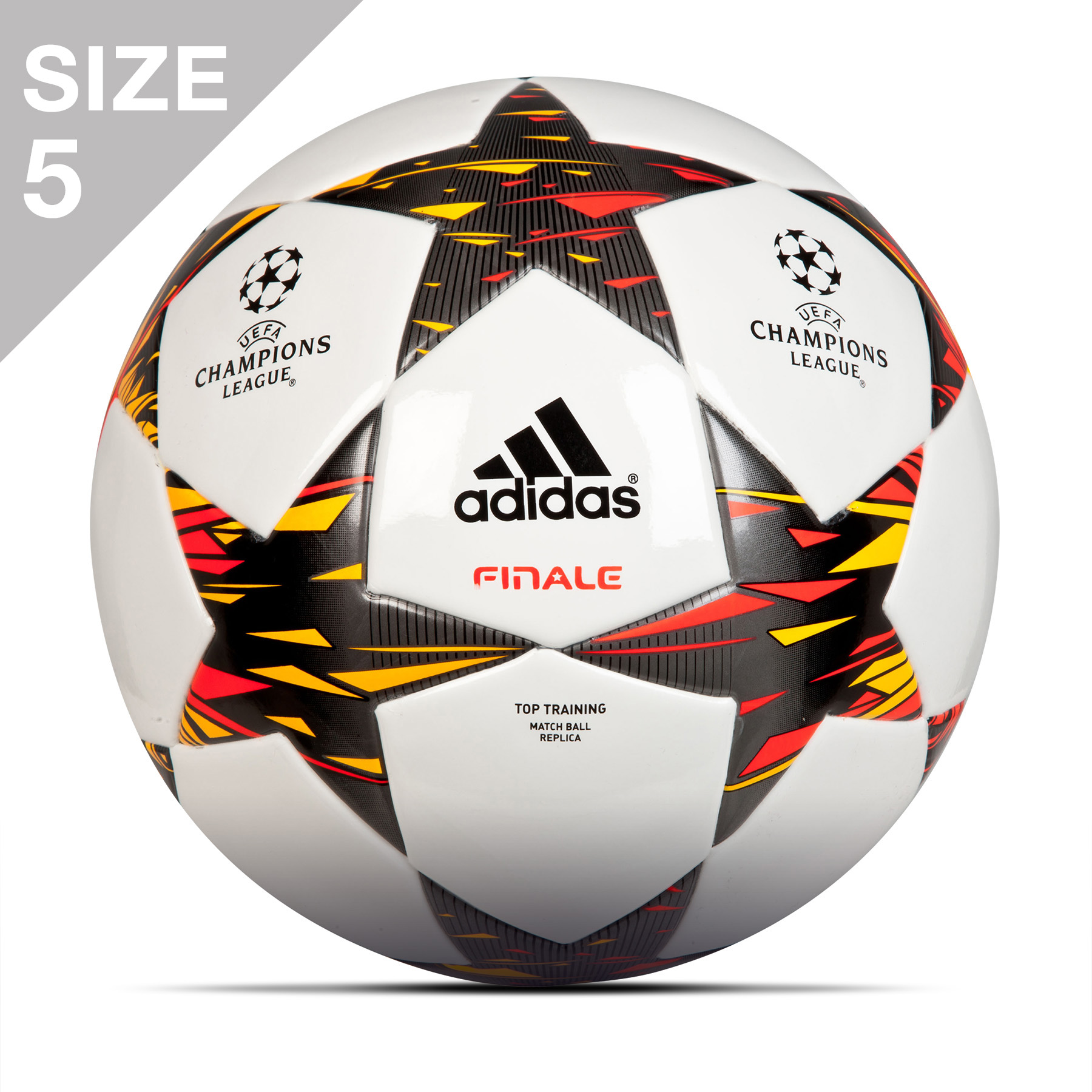 Adidas UCL Finale Training Ball White