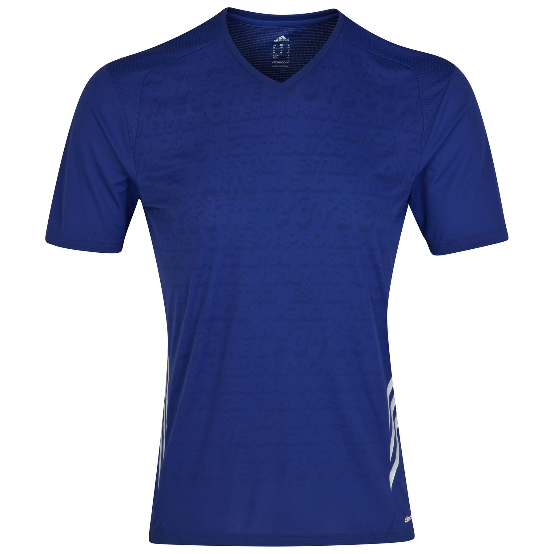 Adidas F50 Messi Training T-Shirt Navy